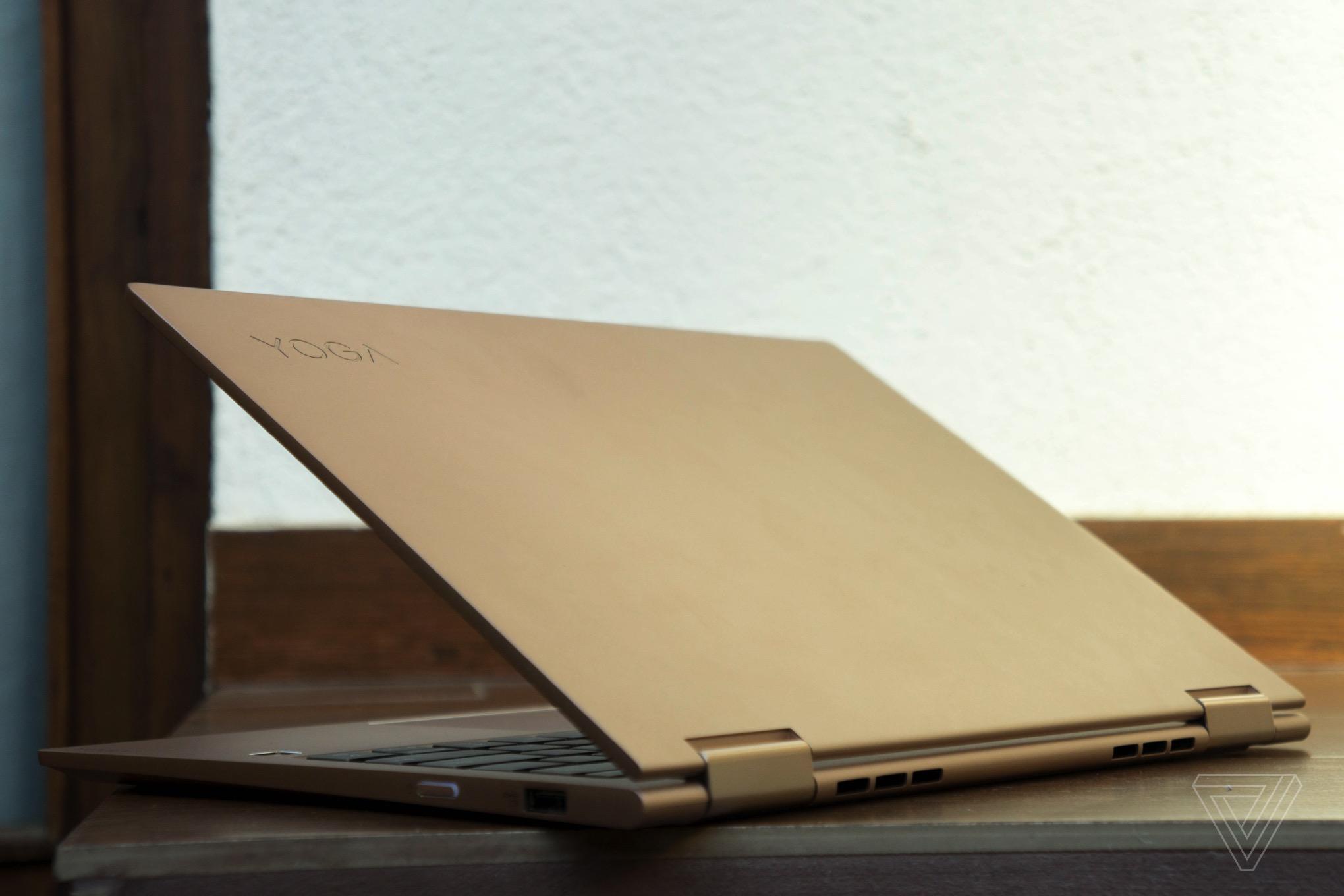 Lenovo's Yoga 730 2-in-1 laptop has Alexa built in - The Verge