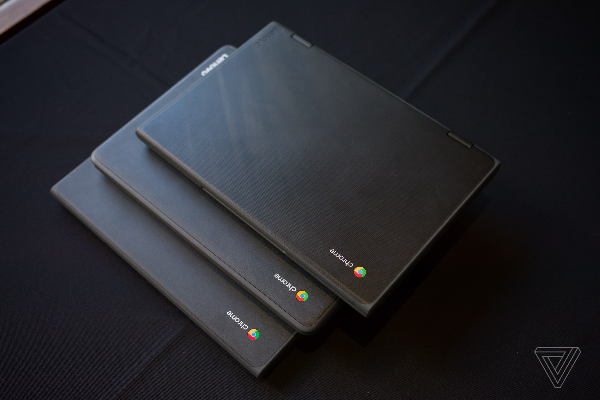 Lenovo S Rugged Chromebooks For Schools Make Note Taking A