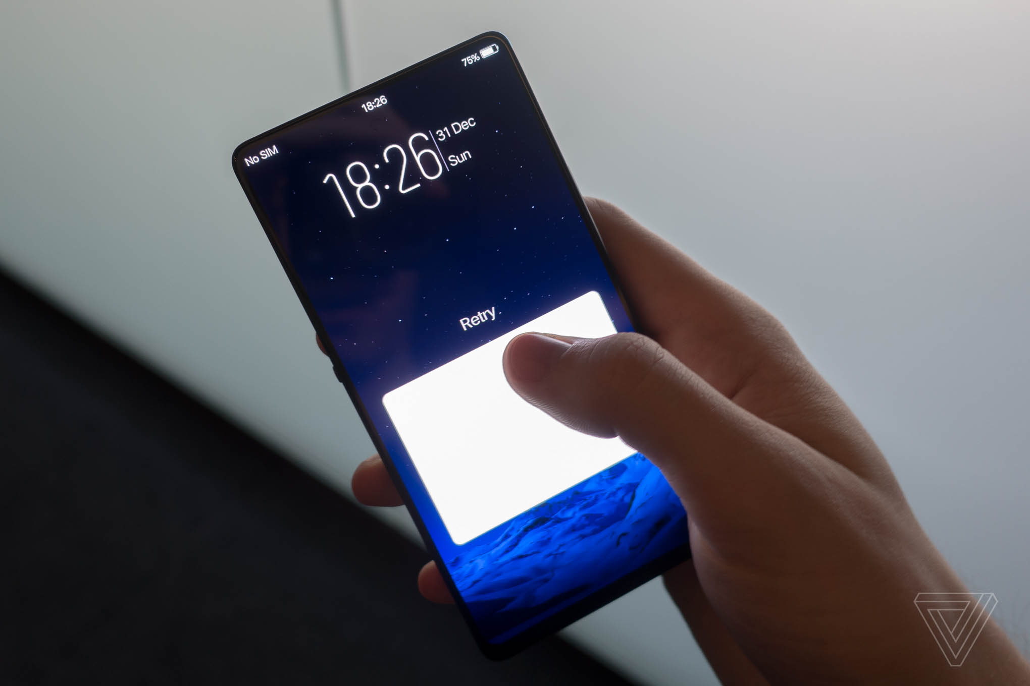 Andy Rubin shares Essential patent showing pop-up camera smartphone