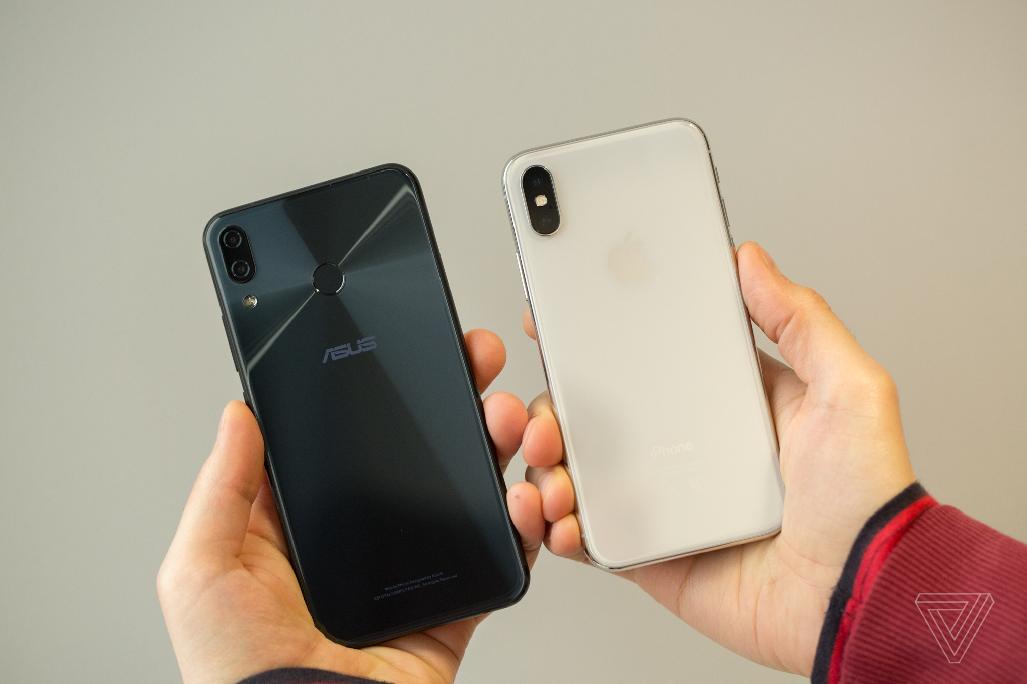 The Asus Zenfone 5 is an iPhone X clone with big speakers ...