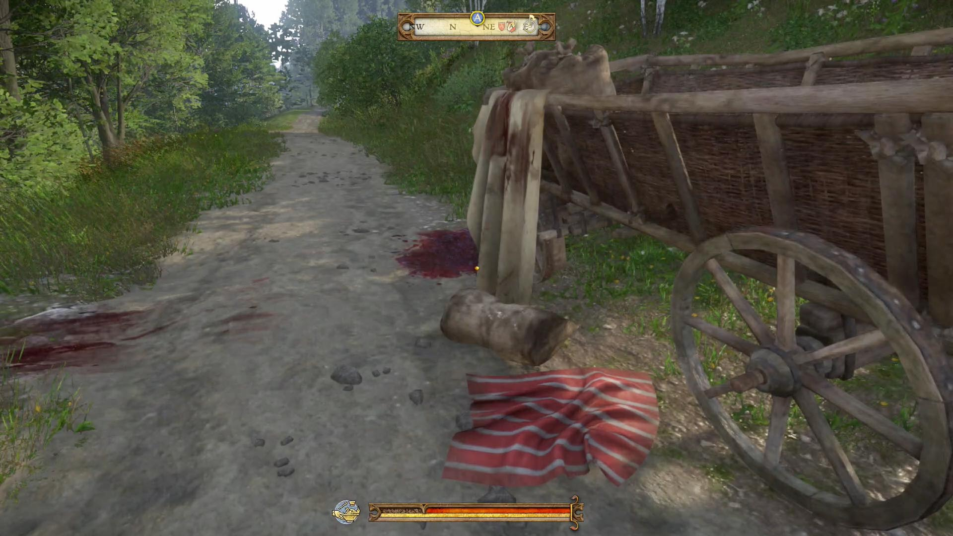kingdom come deliverance homecoming how to get into skalitz