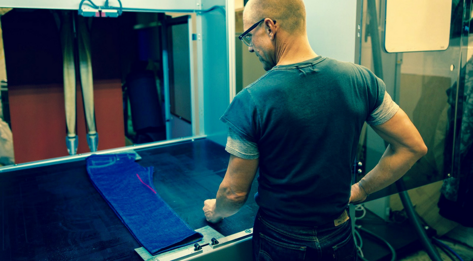 Levi's Project FLX moves jeans manufacturing into the 21st century