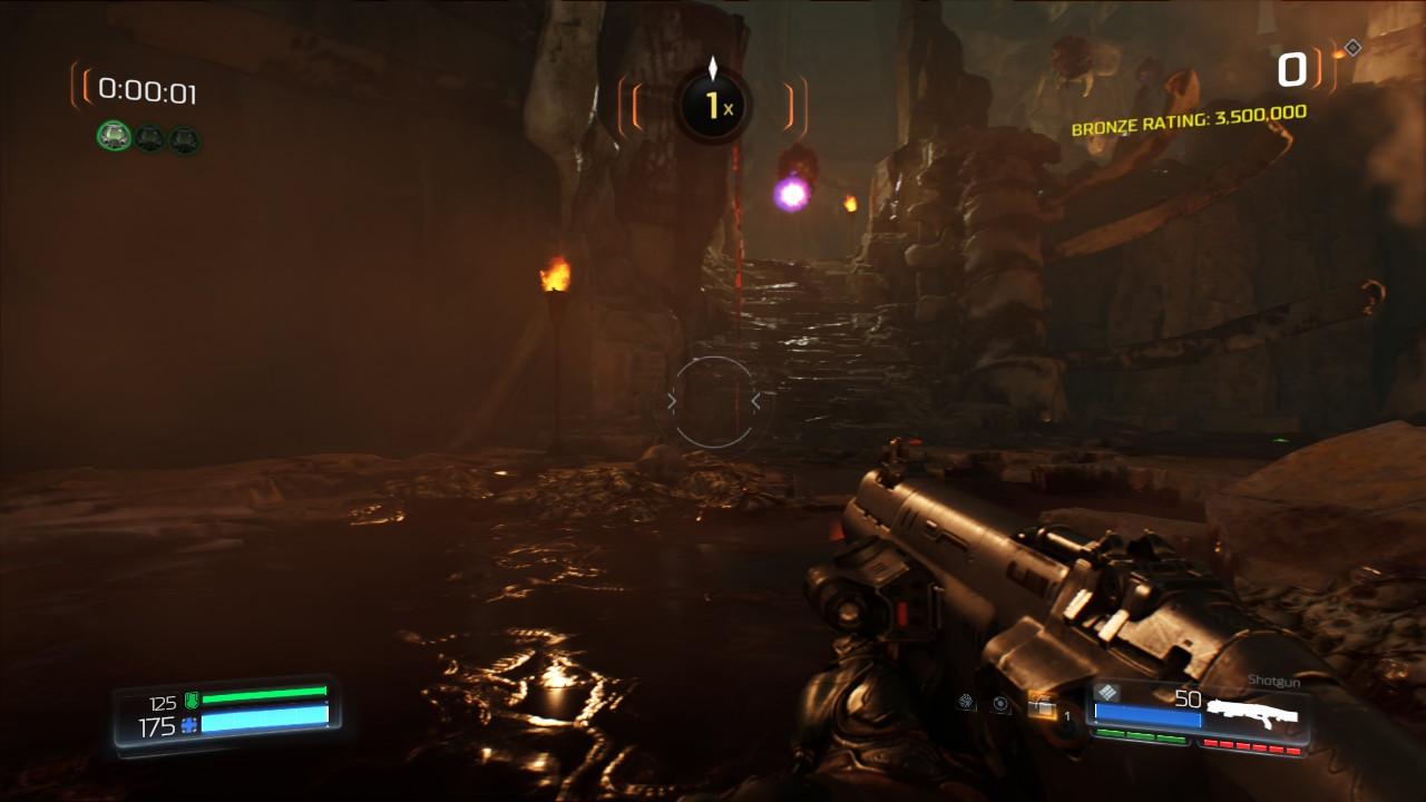 Doom is now running slightly better on the Nintendo Switch