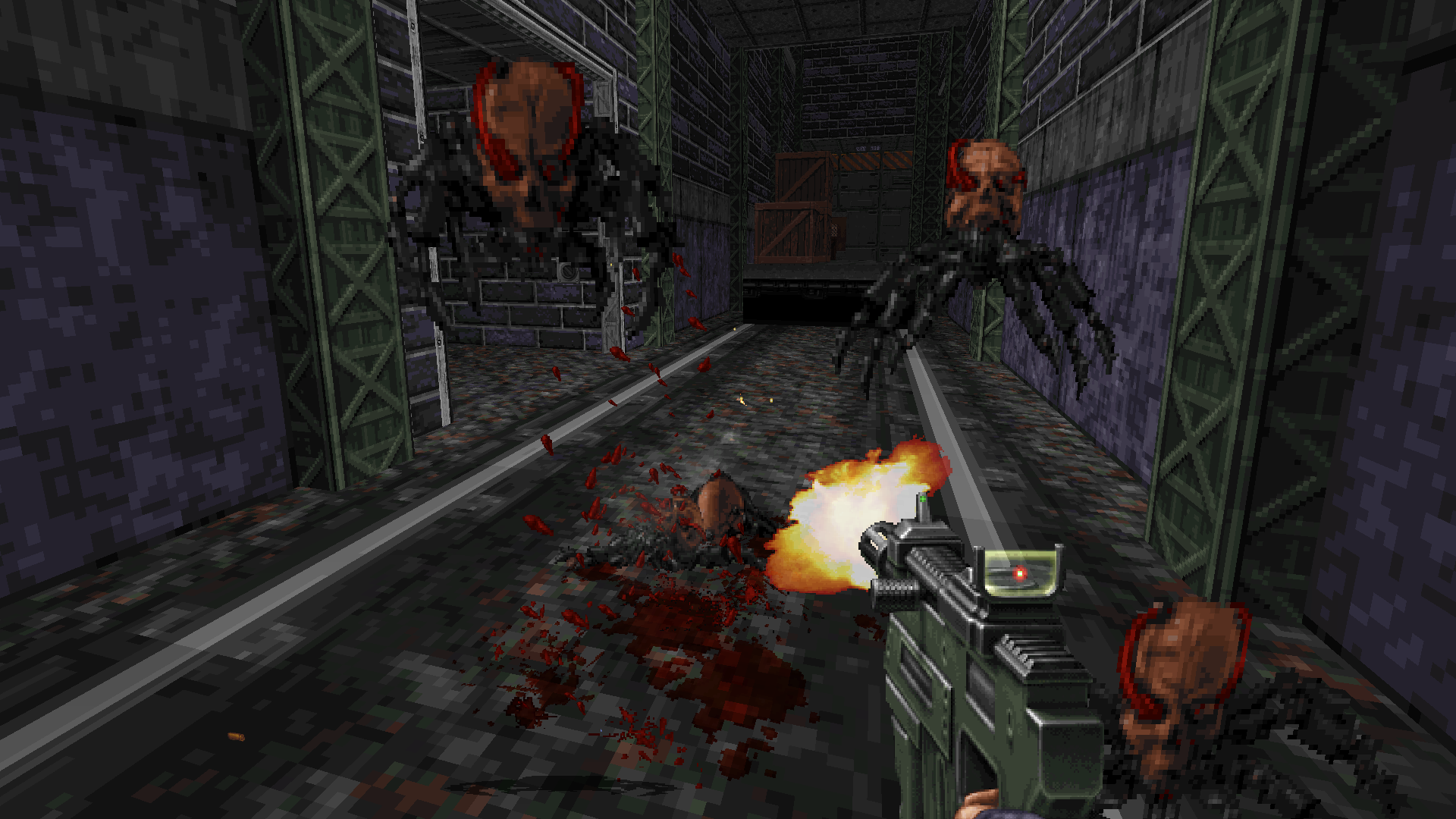Duke Nukem's 22-year-old engine is powering a game today