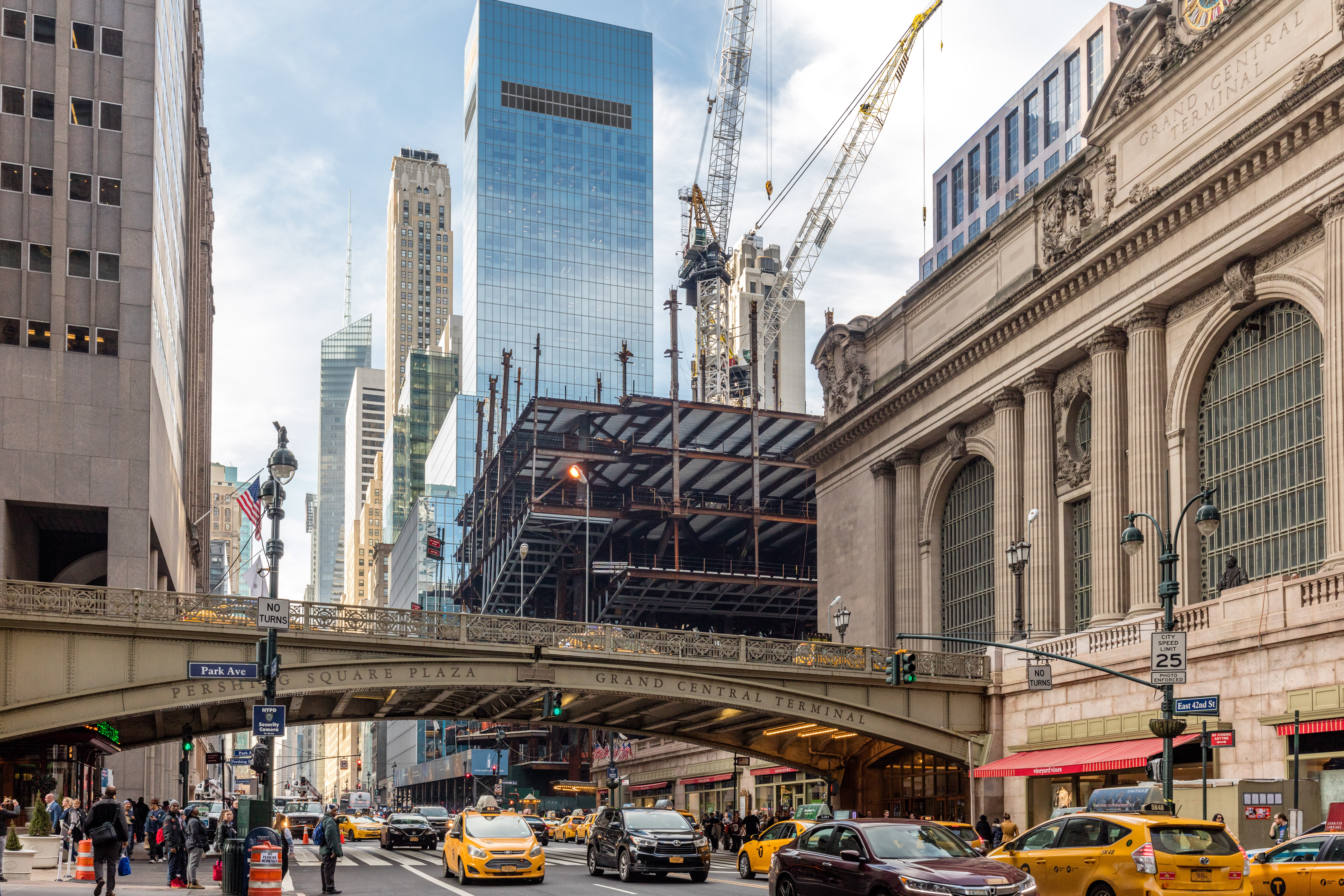 One Vanderbilt Construction Is Already Ahead Of Schedule