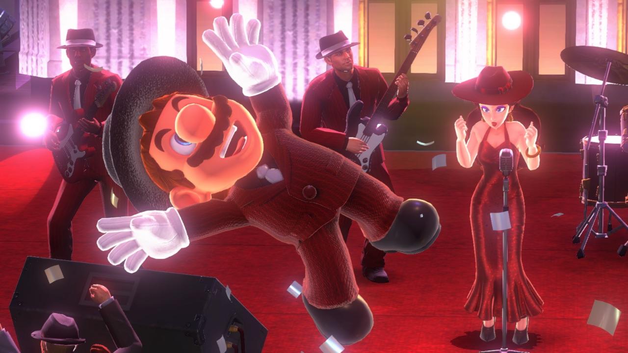 Dapper Mario Odyssey