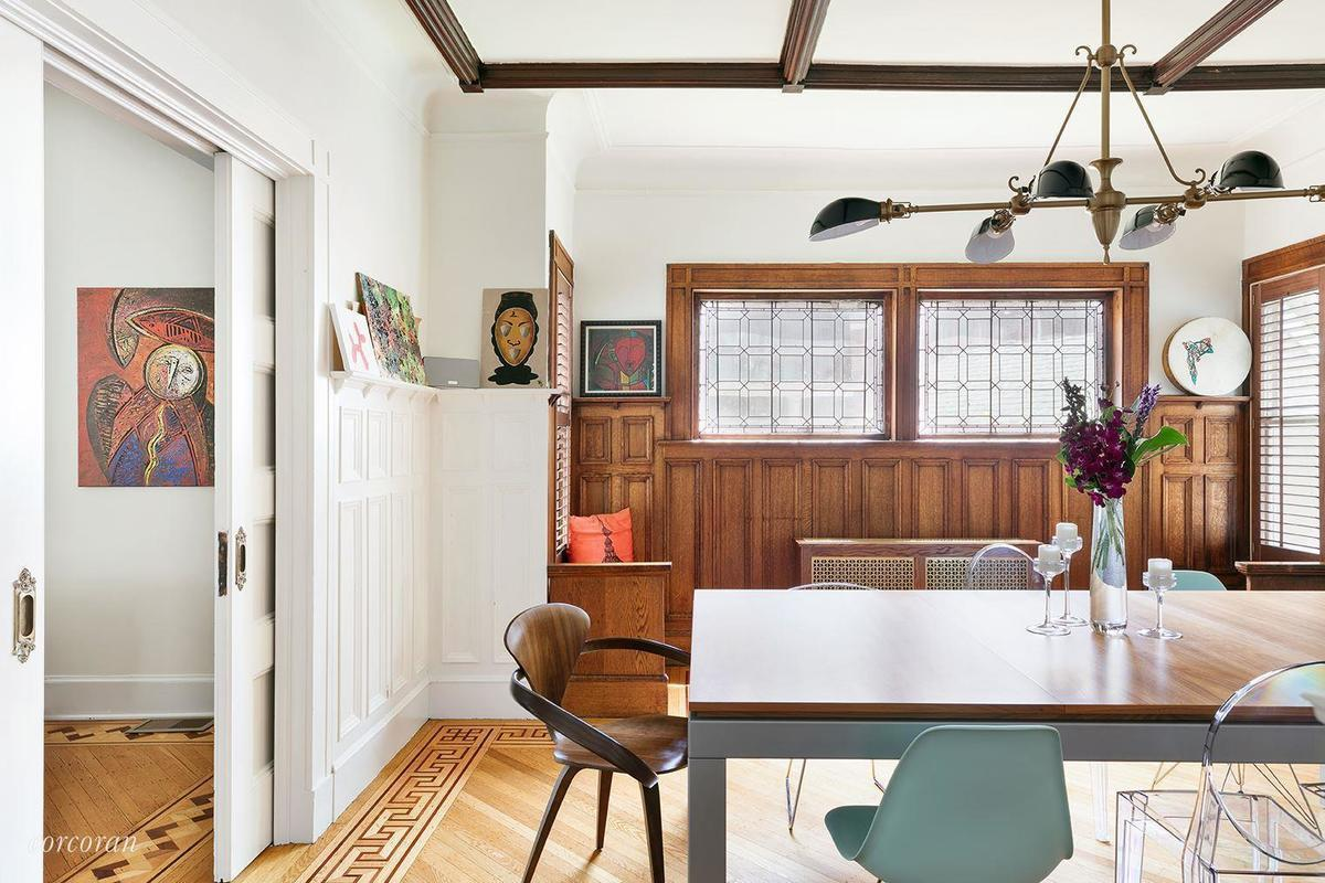 Exquisite Ditmas Park Victorian With Huge Backyard Wants Curbed Ny