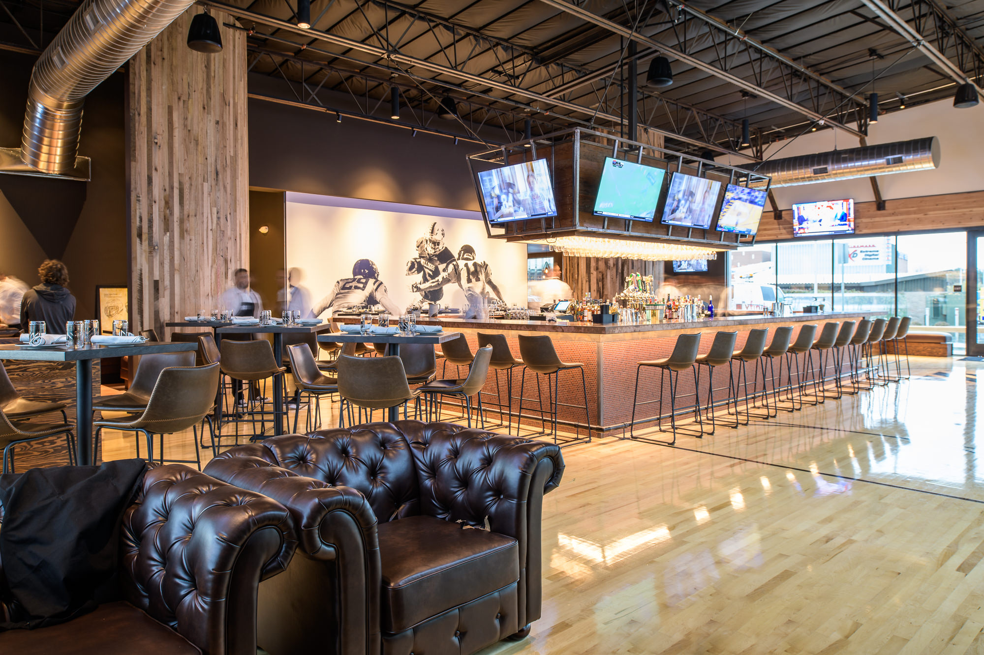 napa s new sports bar is as fancy as you thought it would be eater sf. Black Bedroom Furniture Sets. Home Design Ideas