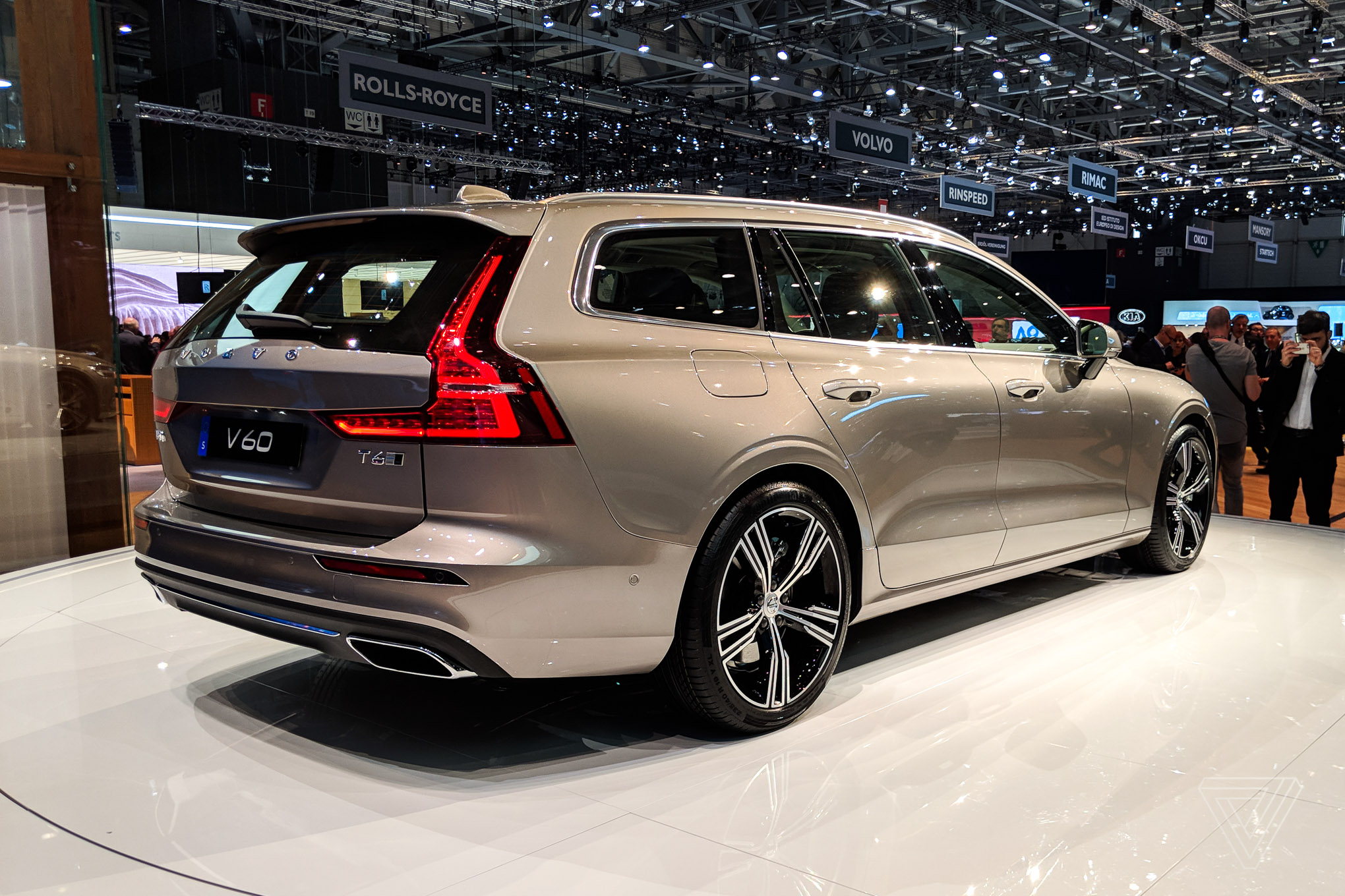 the volvo v60 is a wagon that we re contractually. Black Bedroom Furniture Sets. Home Design Ideas