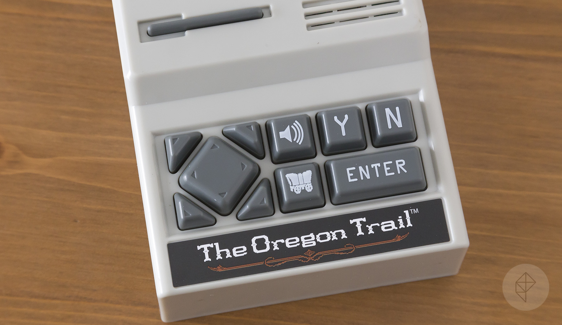 Here's the portable version of The Oregon Trail you didn't know you