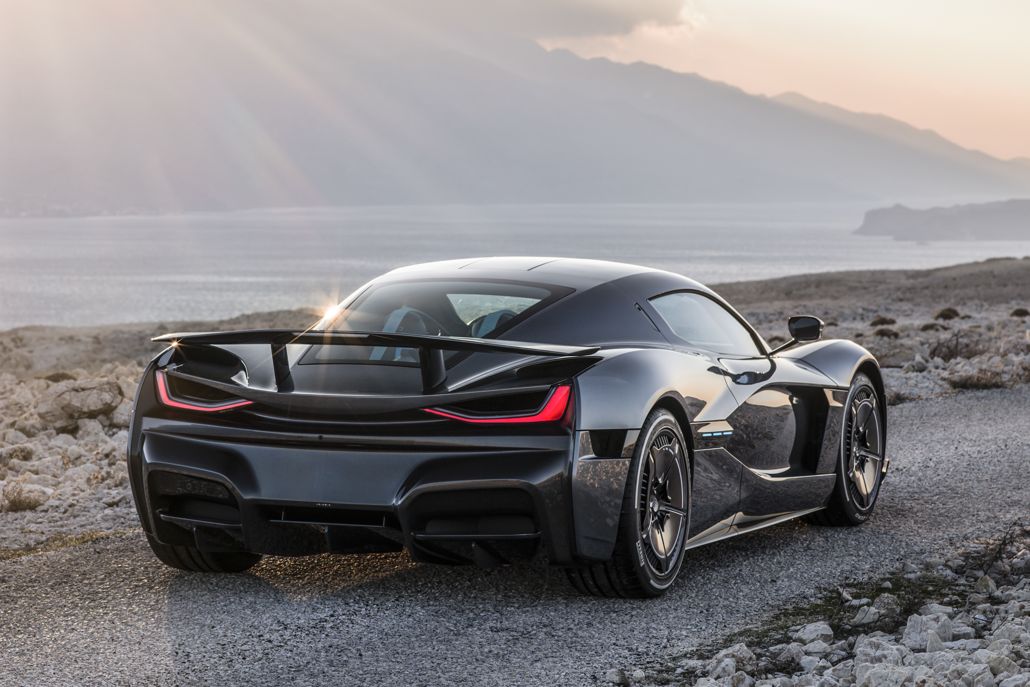 Rimac's new electric hypercar can go 0–60 faster than it