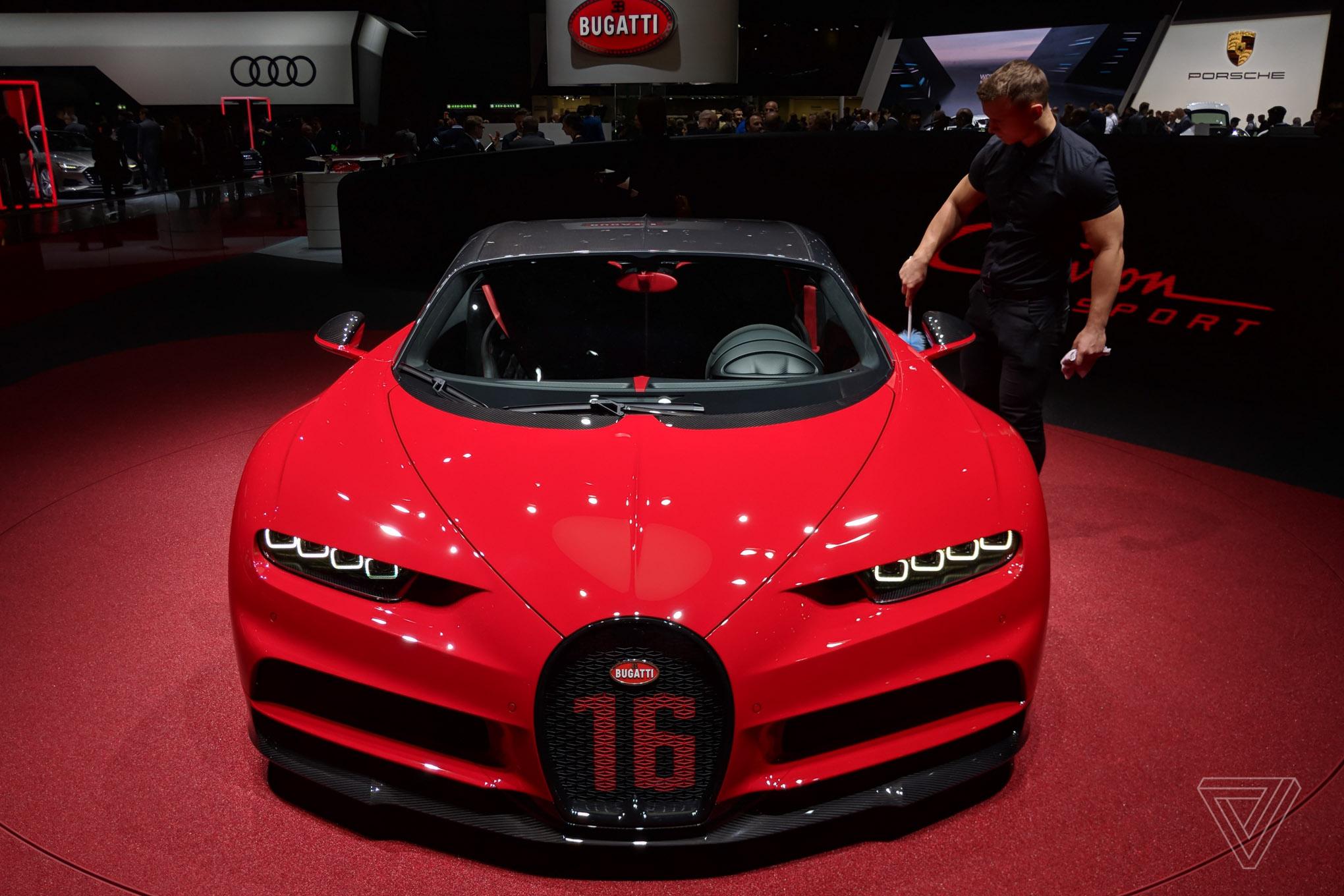 sitting inside bugatti's new $3m chiron didn't make me a better