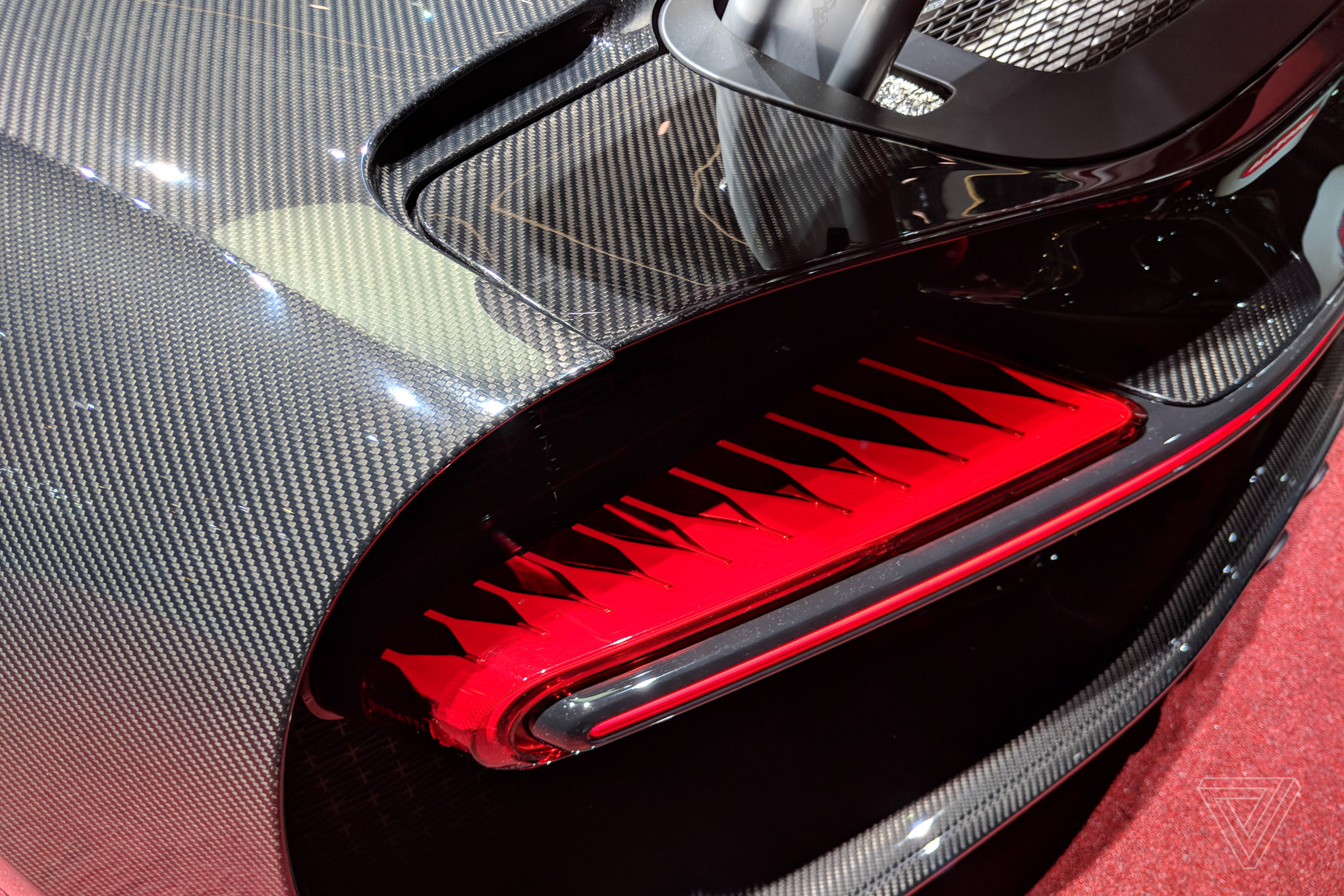 929432e2890 Sitting inside Bugatti s  3M Chiron Sport didn t make me a better ...