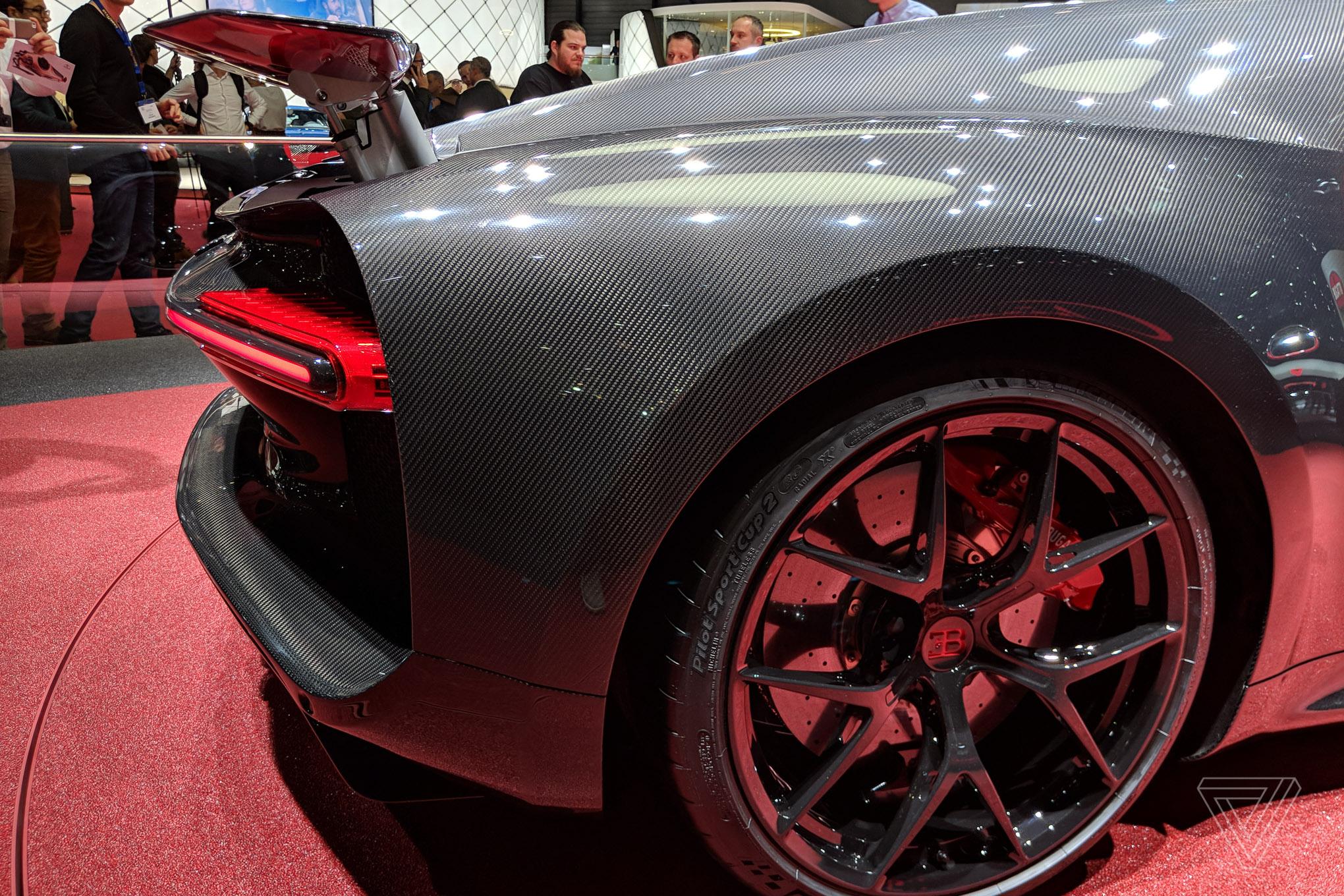 3979ebfb1c Sitting inside Bugatti s  3M Chiron Sport didn t make me a better ...