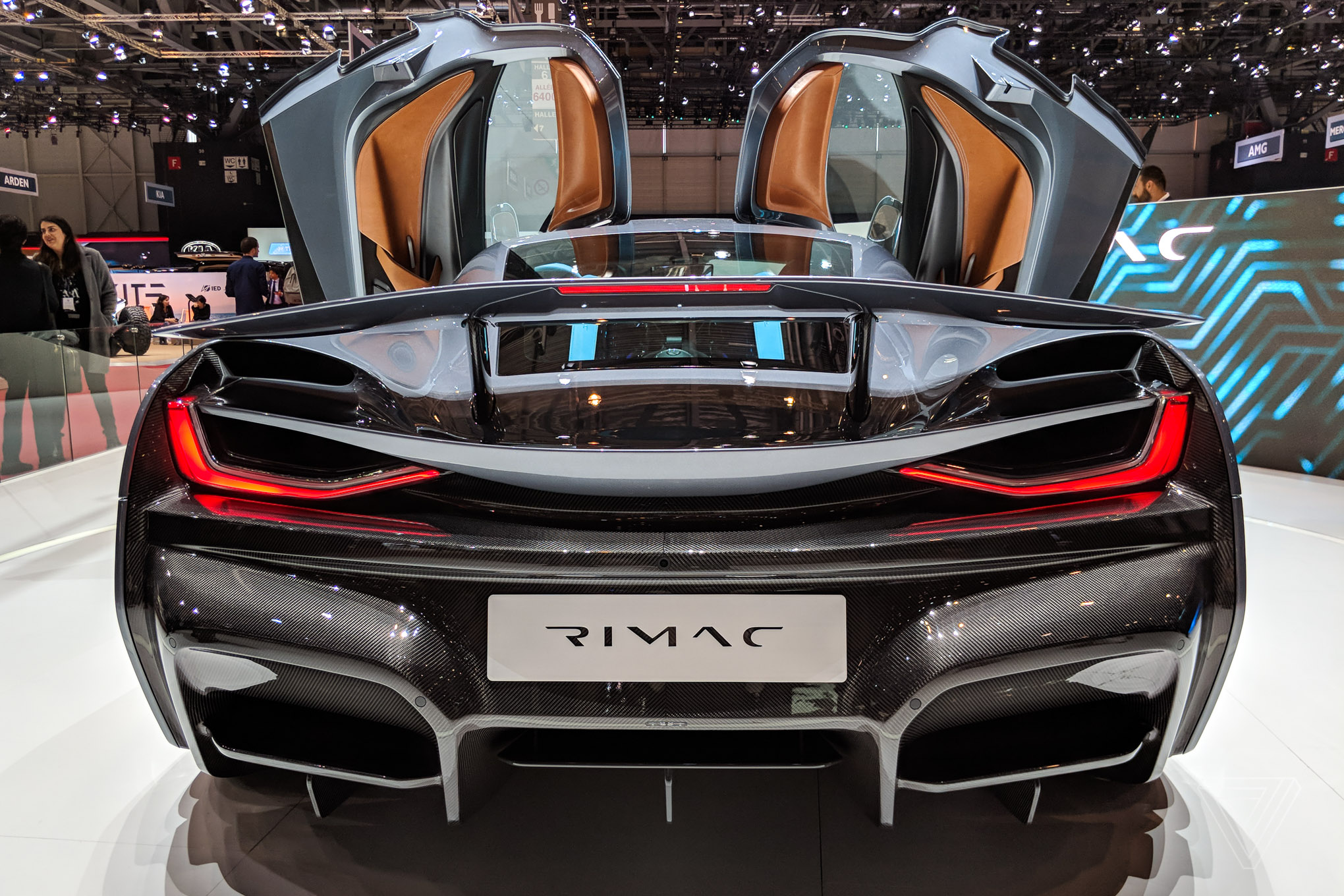 Rimac Concept Two Photo By Vlad Savov The Verge