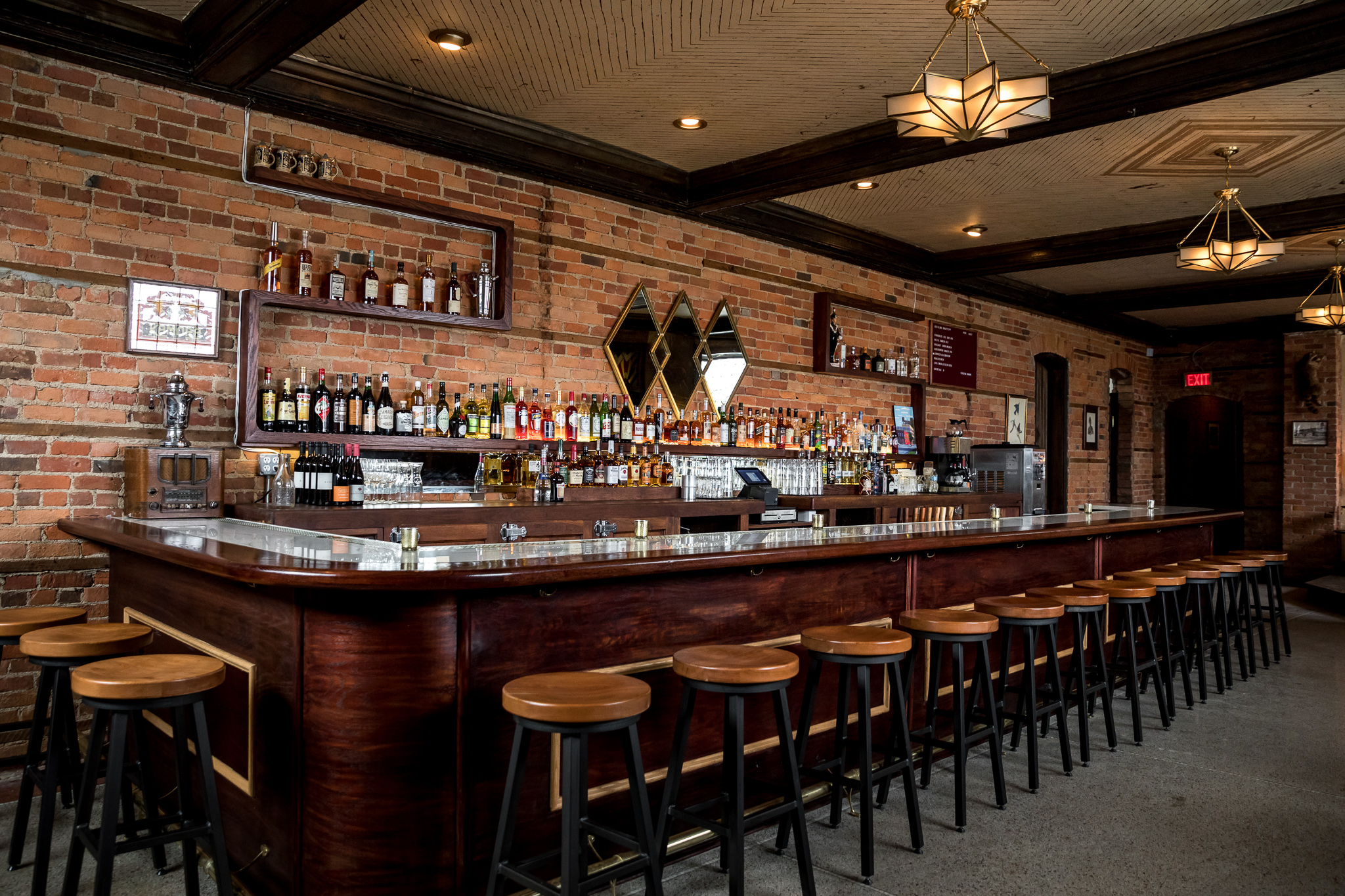 Inside The Kiesling, A Restored Century-Old Bar In