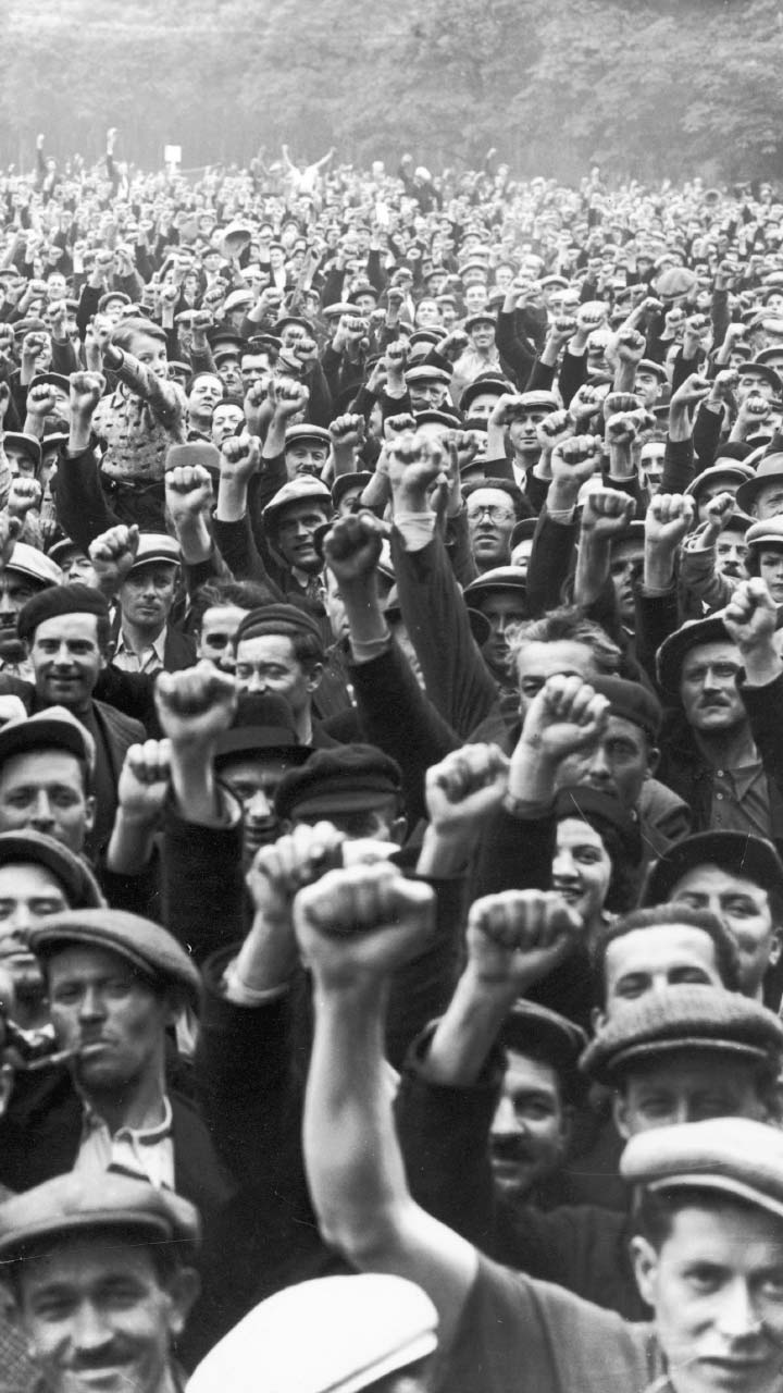 The Raised Fist Is More Than An Emoji It S Political Vox