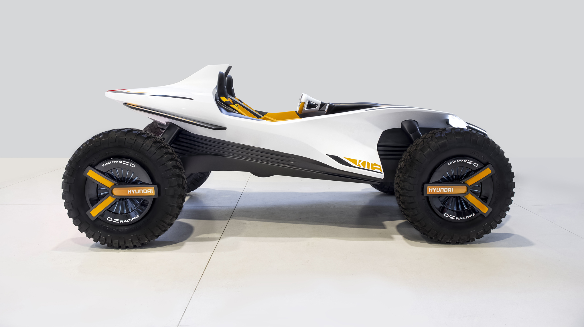 This Hyundai dune buggy concept also turns into a watercraft - The Verge