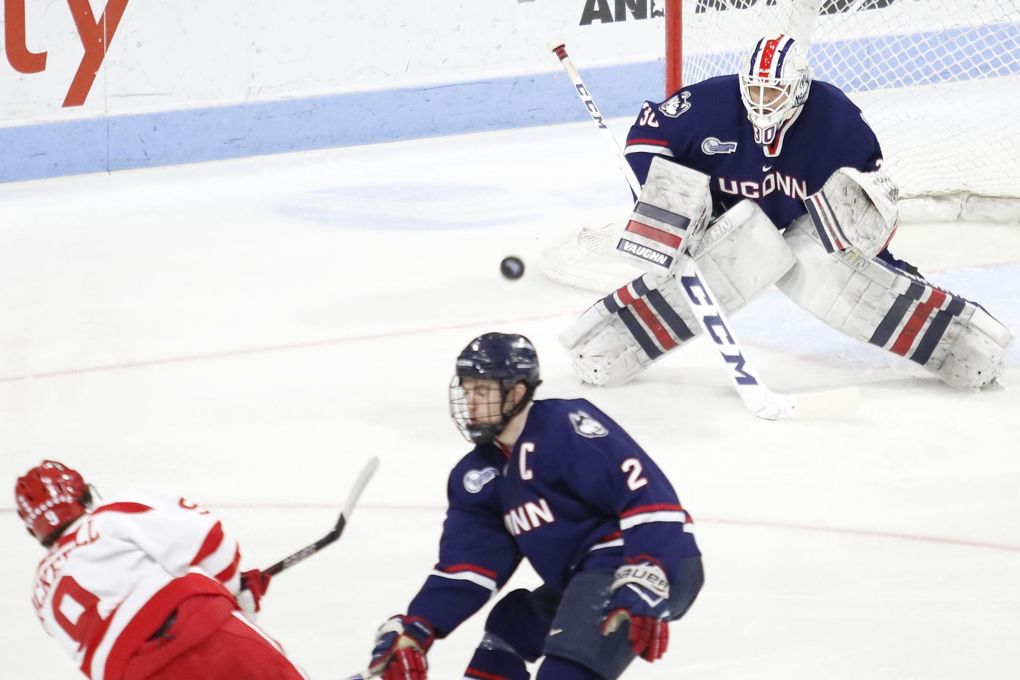 UConn Huskies @ BU Terriers (Hockey East Quarterfinals Game