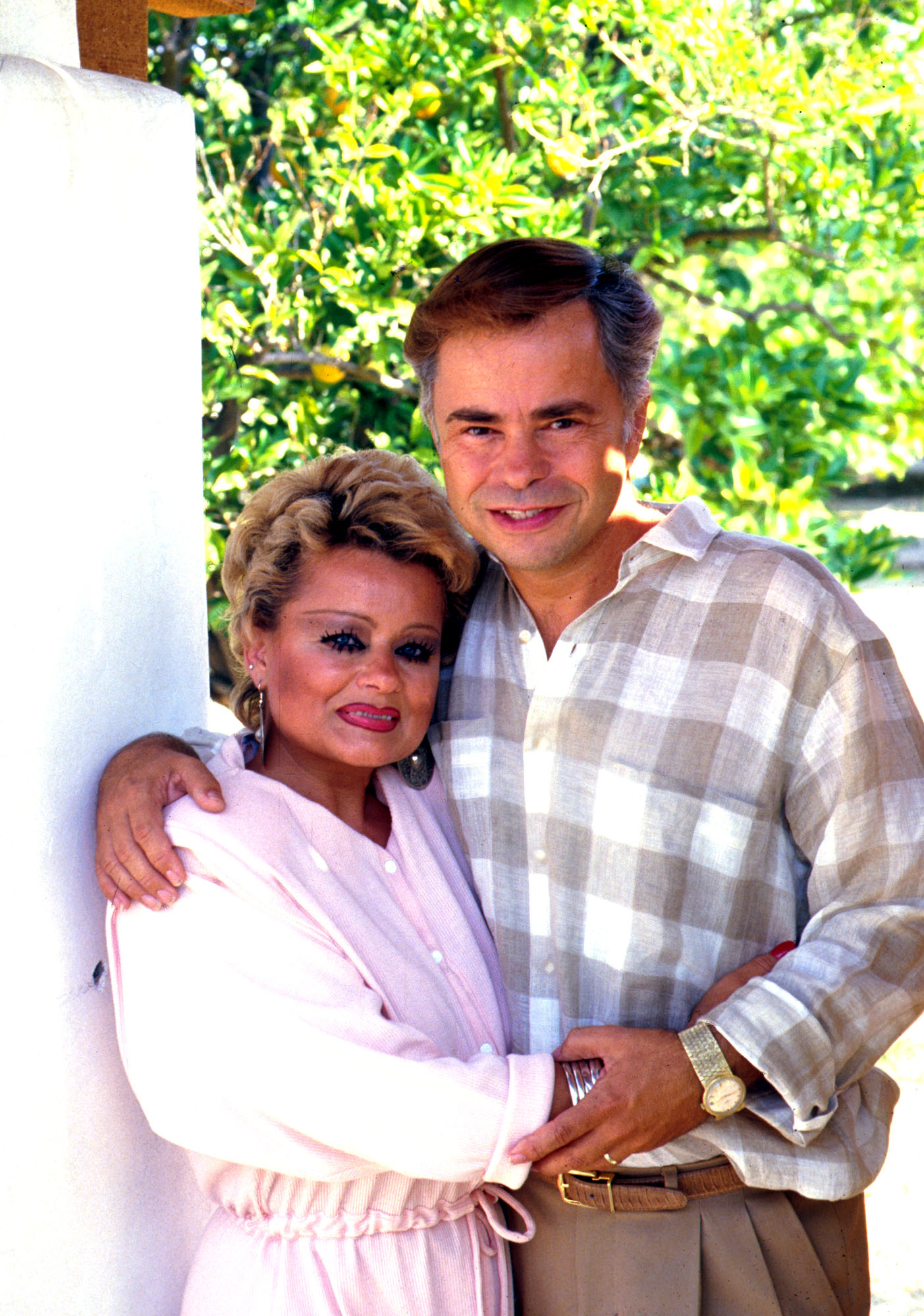 Jim and Tammy Faye Bakker were the king and queen of '80s televangelism