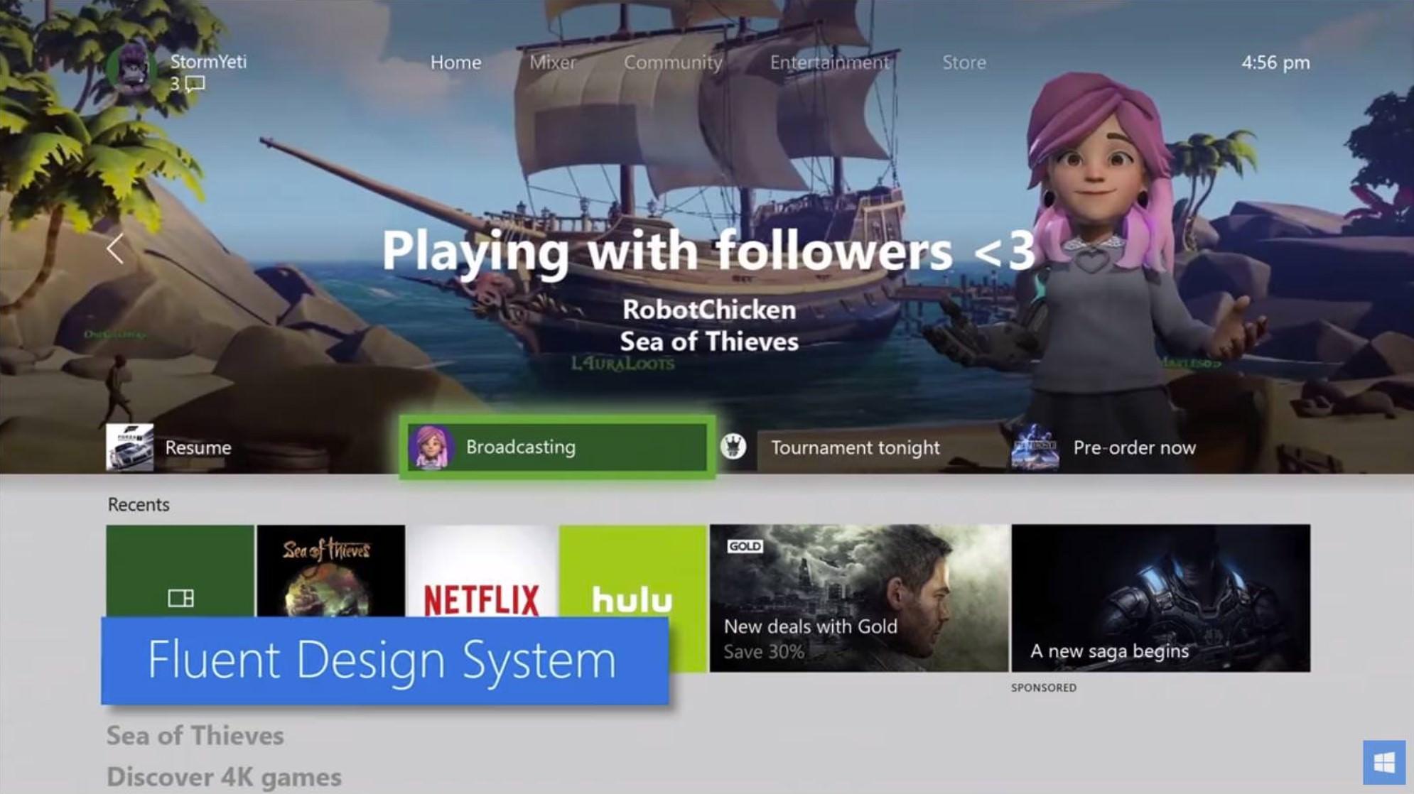 Microsoft's diverse new Xbox Live avatars will launch in April