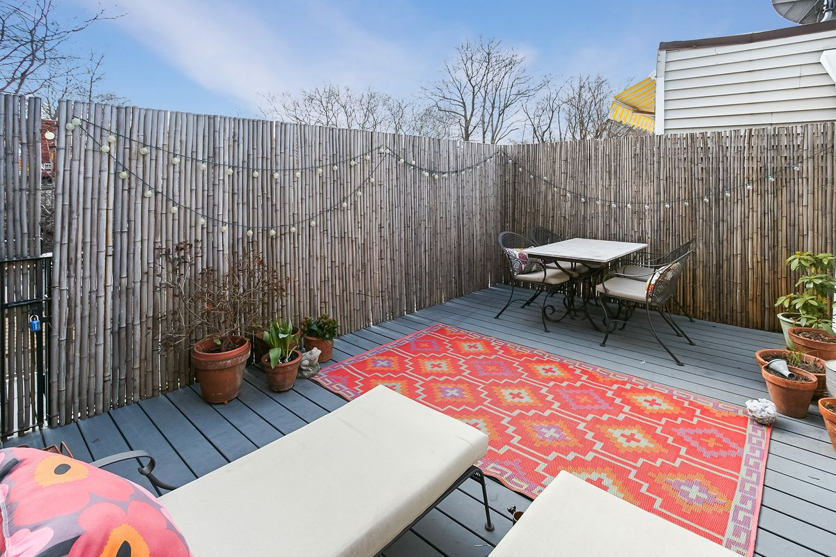 In Ridgewood A Cute Renovated Townhouse Wants 849k
