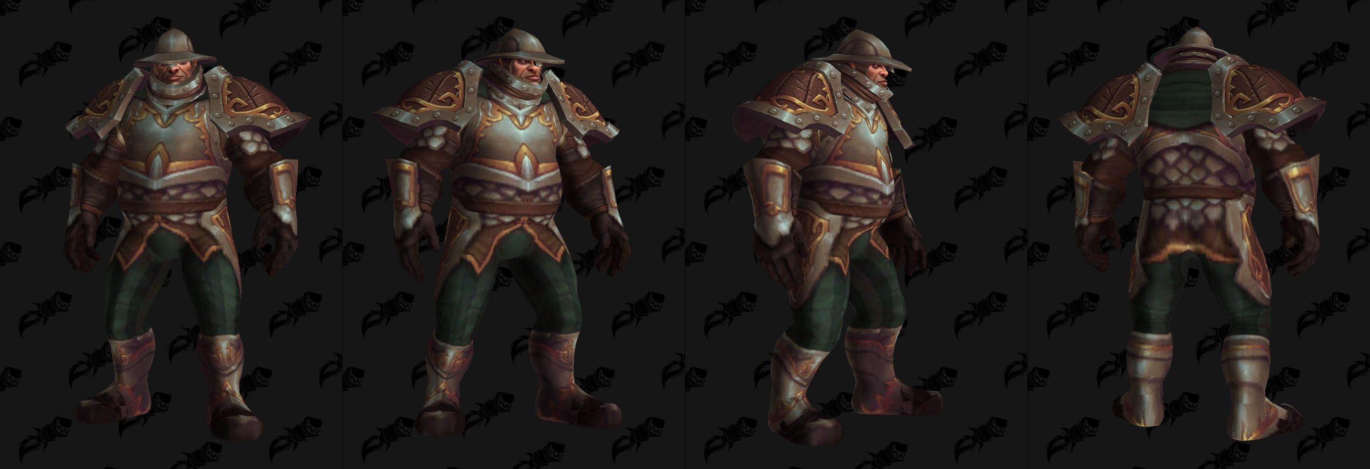 World Of Warcraft S Next Allied Race Could Be Kul Tiran