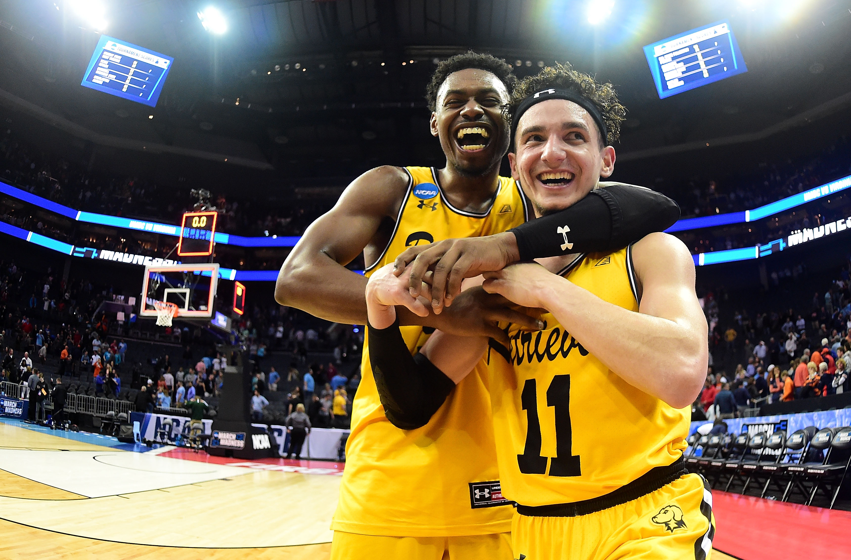 UMBC's surprising run ends with loss to Kansas State