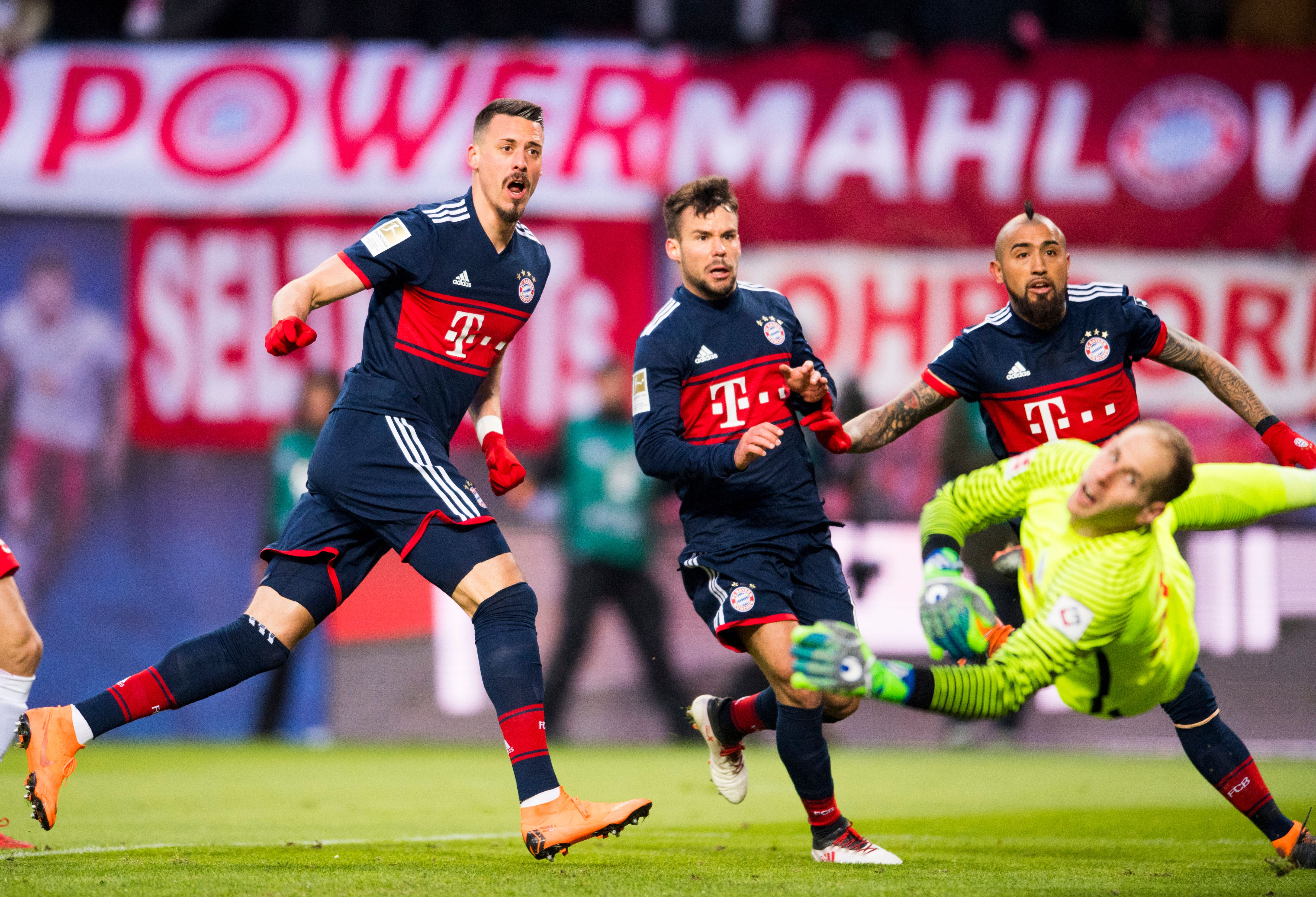 match awards for bayern munich s embarrassing 2 1 loss to rb leipzig bavarian football works. Black Bedroom Furniture Sets. Home Design Ideas