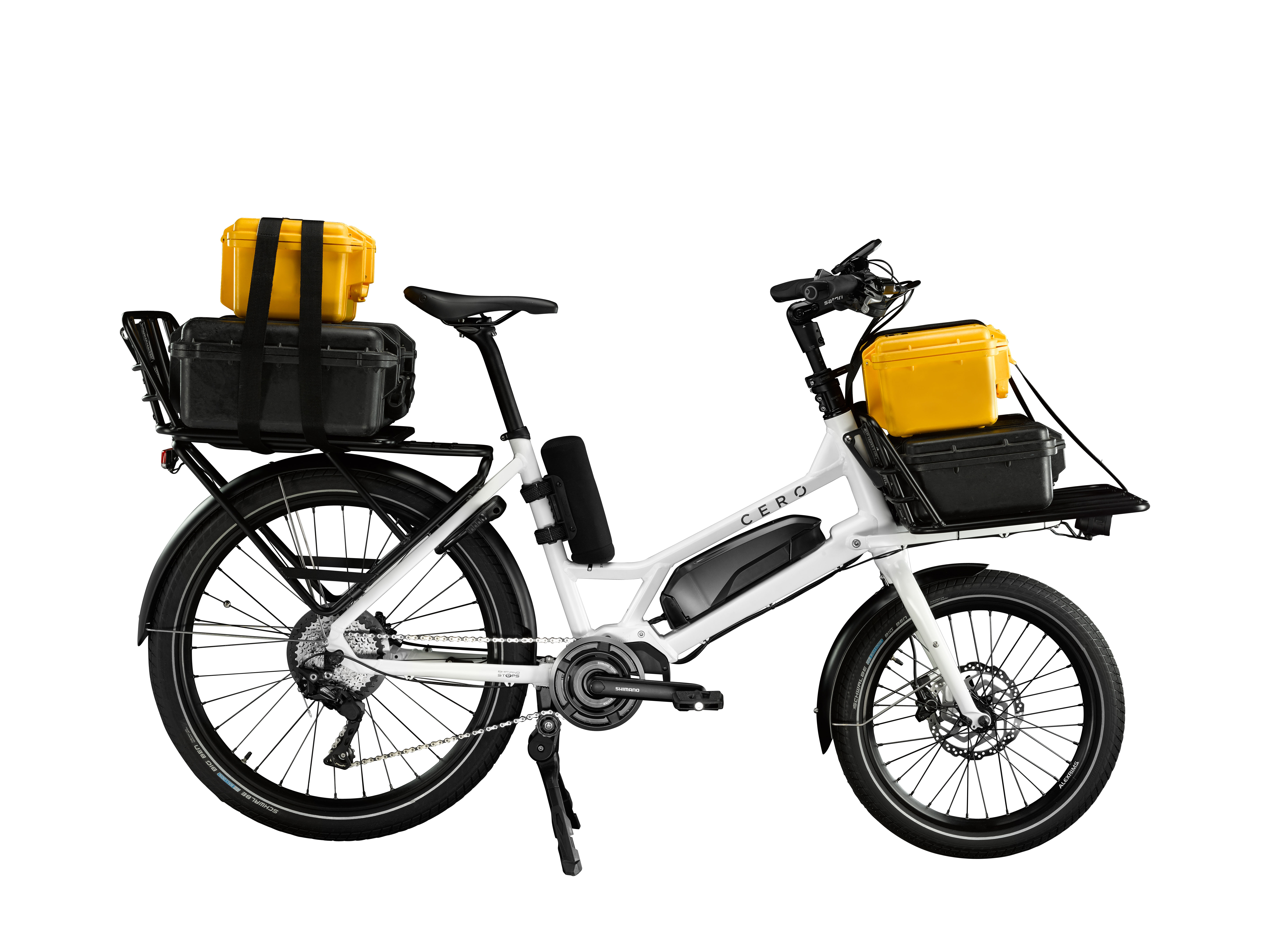 This electric bike could replace your SUV