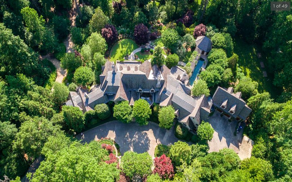 Pricey Atlanta zip code cracks 100 wealthiest in the nation