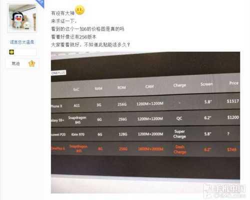 OnePlus6 500x400