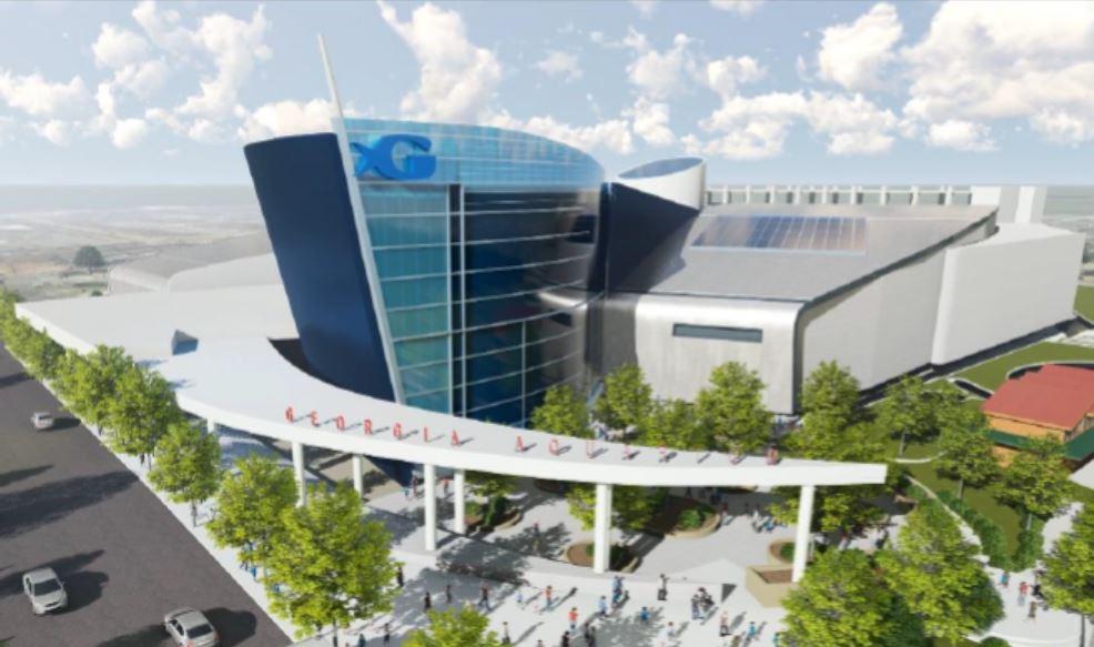 Visuals Released For Georgia Aquarium S 100m Expansion