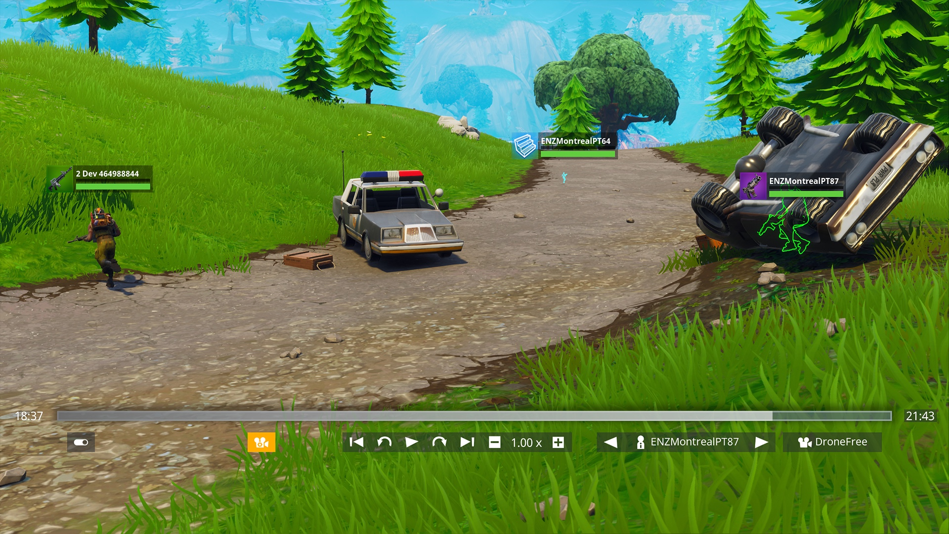 Fortnite Battle Royale's getting built-in replay tools - Polygon