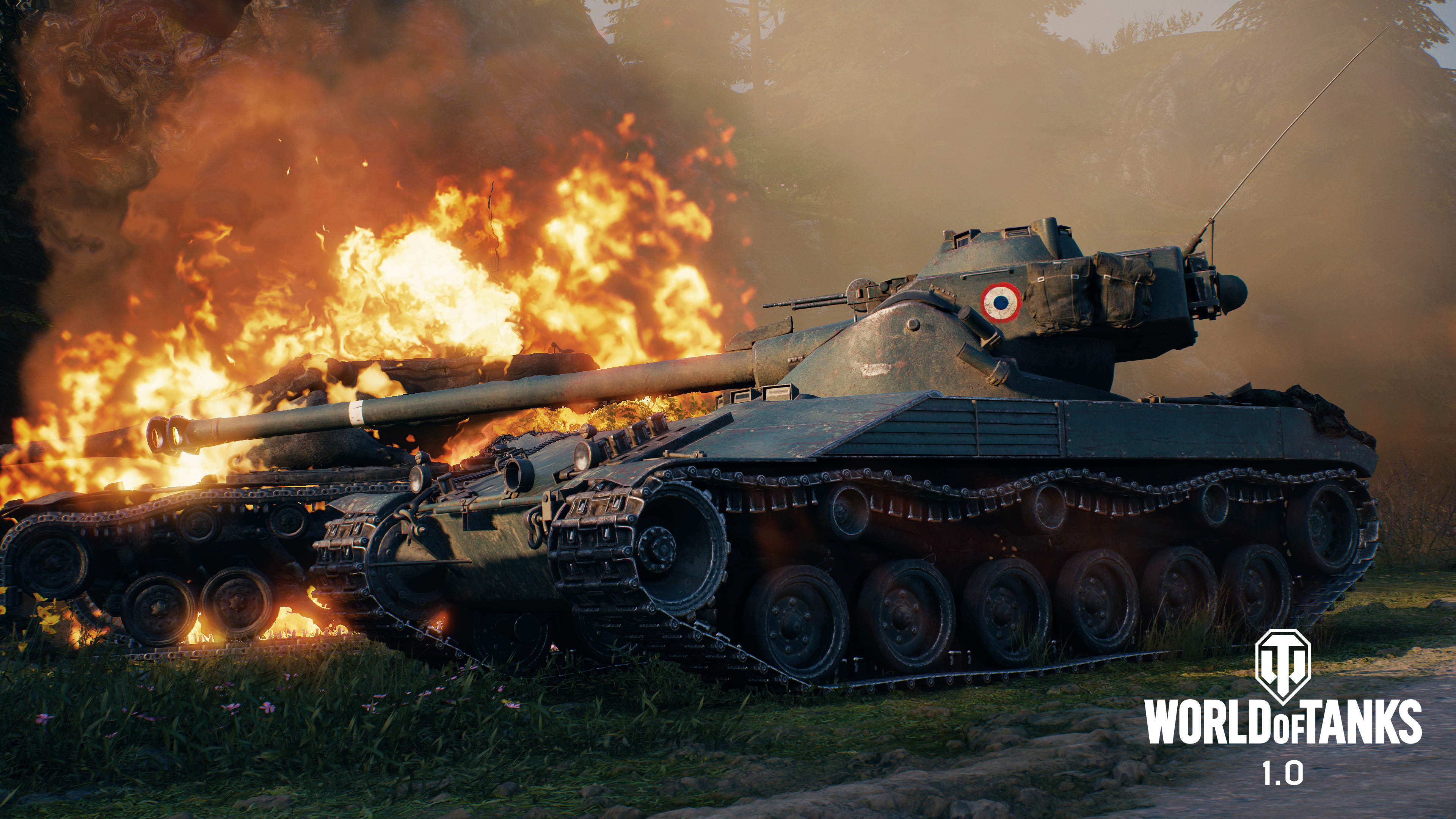 World of Tanks gets first major face-lift in 8 years