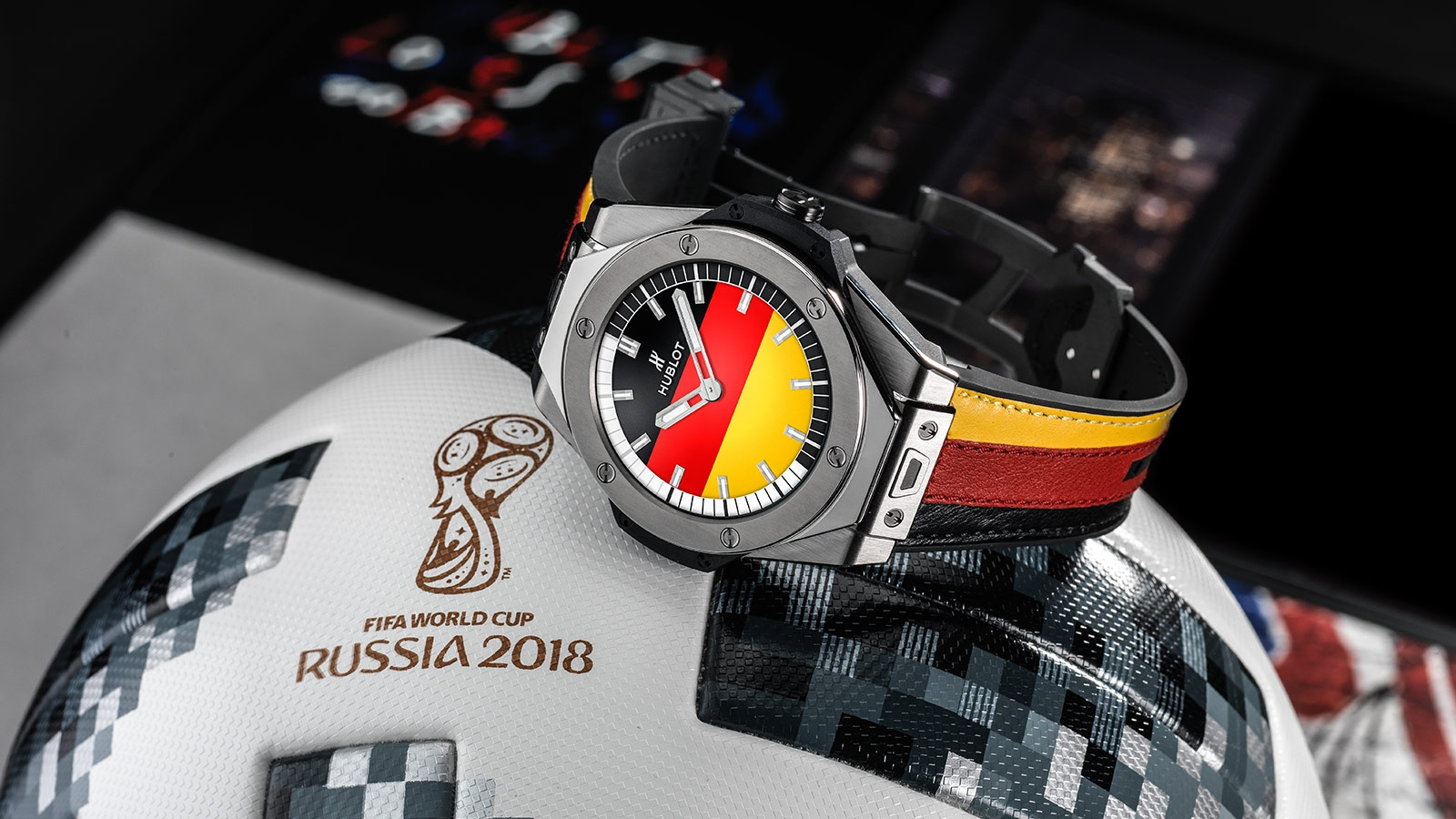 FIFA World Cup refs will wear custom watches running Wear OS
