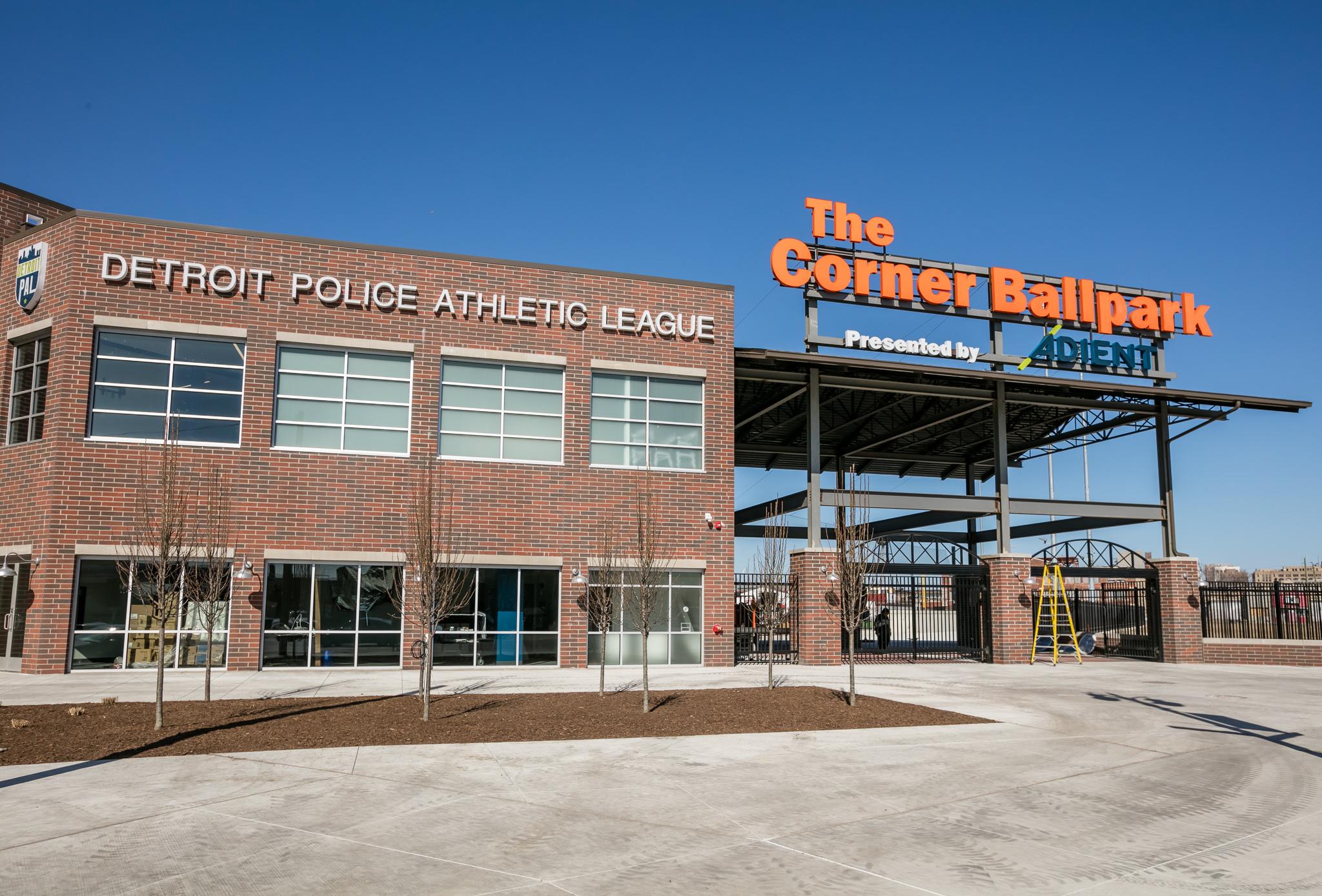 Sneak Peek Inside The Corner Ballpark At The Old Tiger
