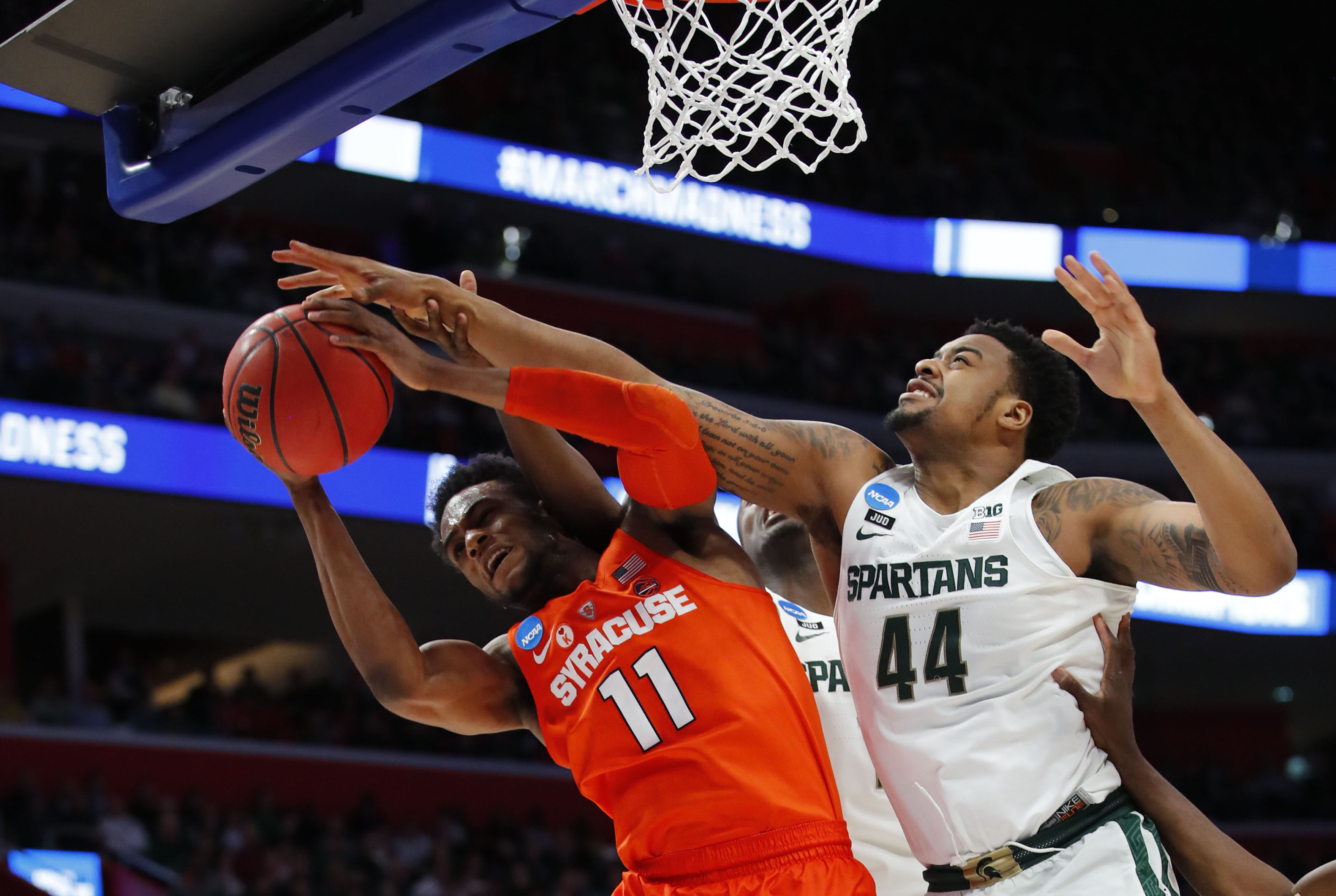 Projecting Syracuse Basketball's Starting Five For 2018-19