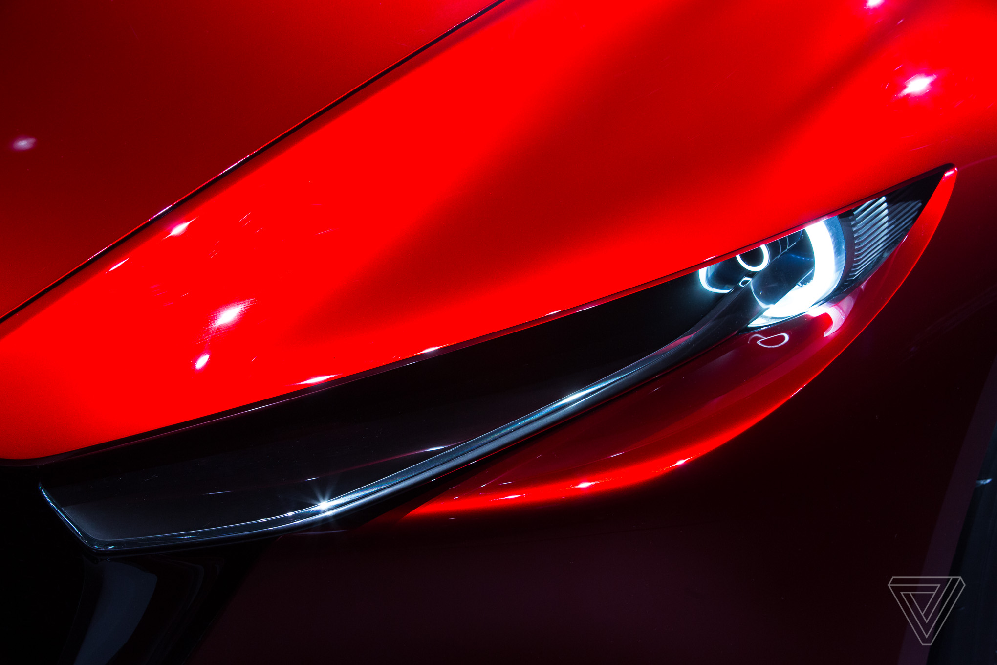 The Kai Concept Holds Mazda S Internal Combustion Future The Verge