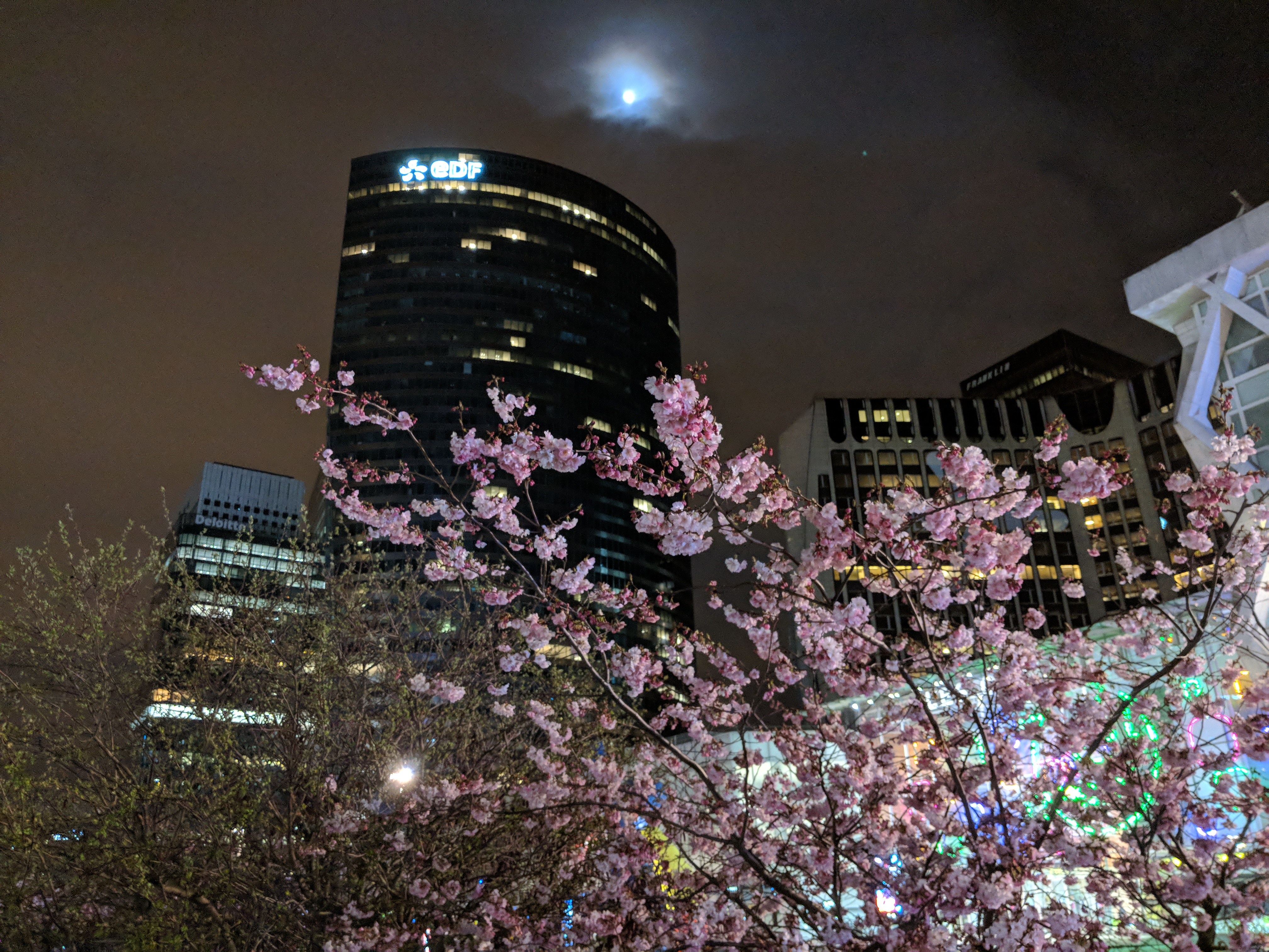 Huawei's P20 Pro takes even better night pictures than the