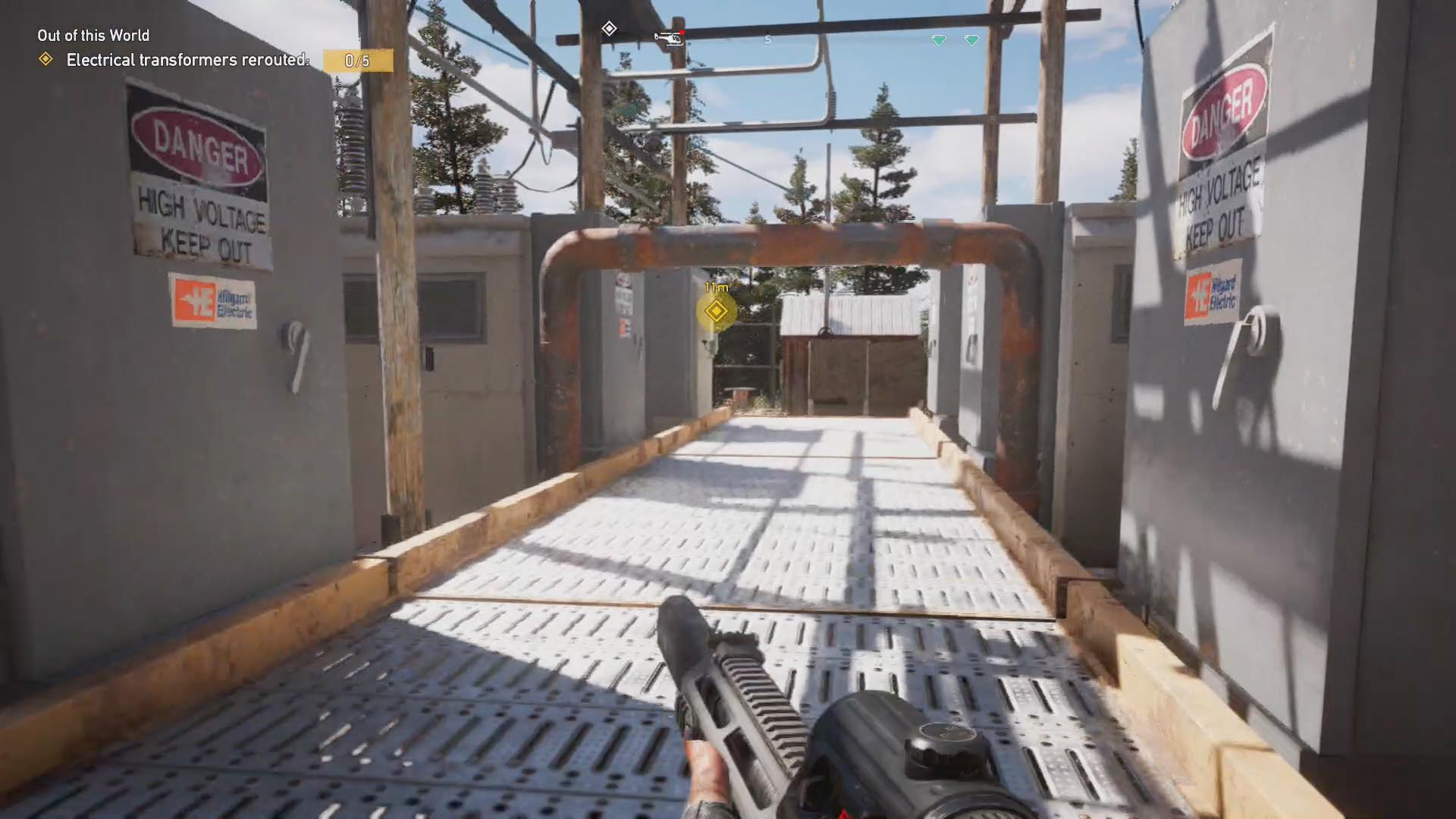 far cry 5 how to carry more guns