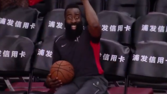 Scott Brooks: James Harden a worthy MVP, but so is LeBron James