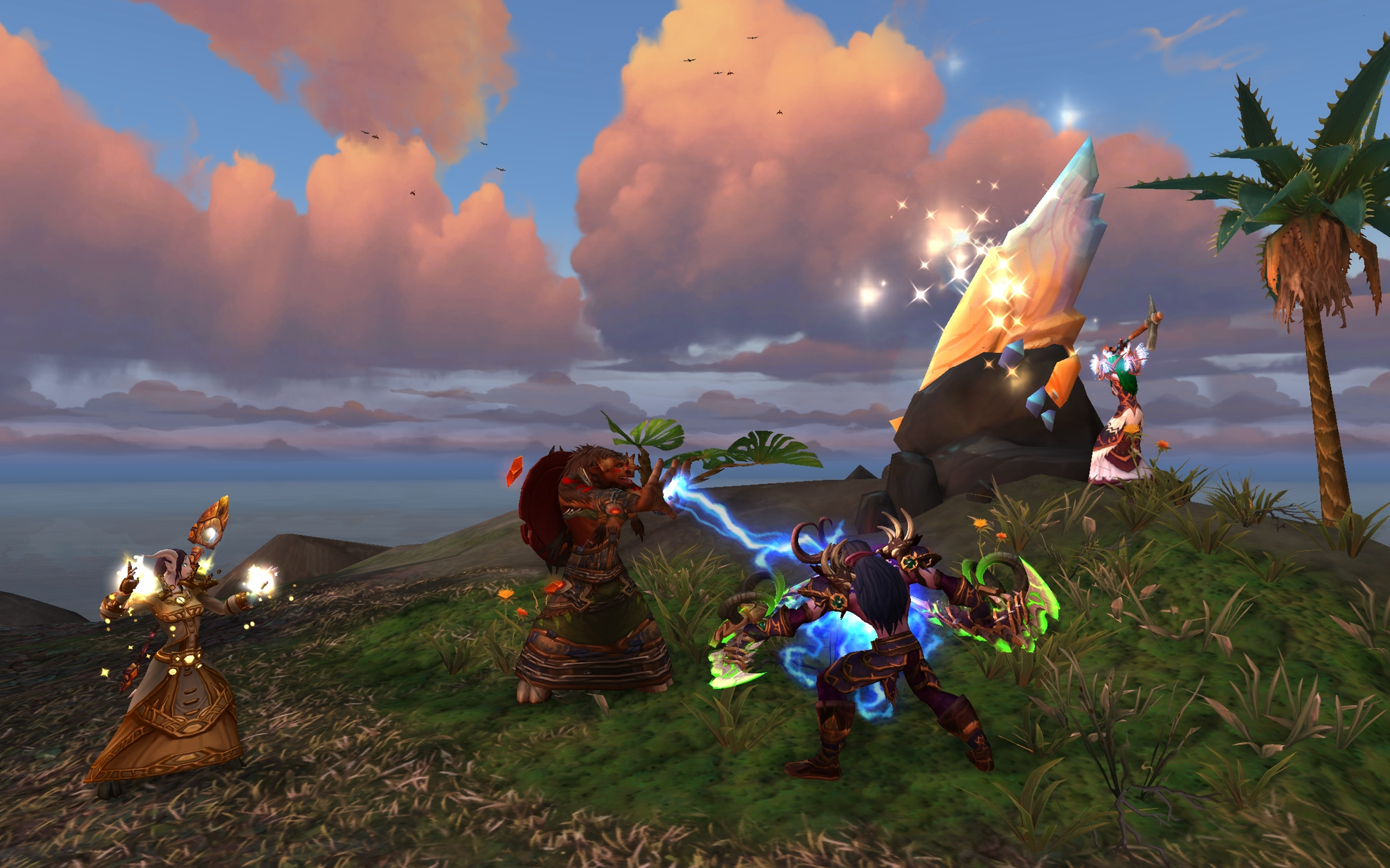 world of warcraft�s new island expeditions are a mix of
