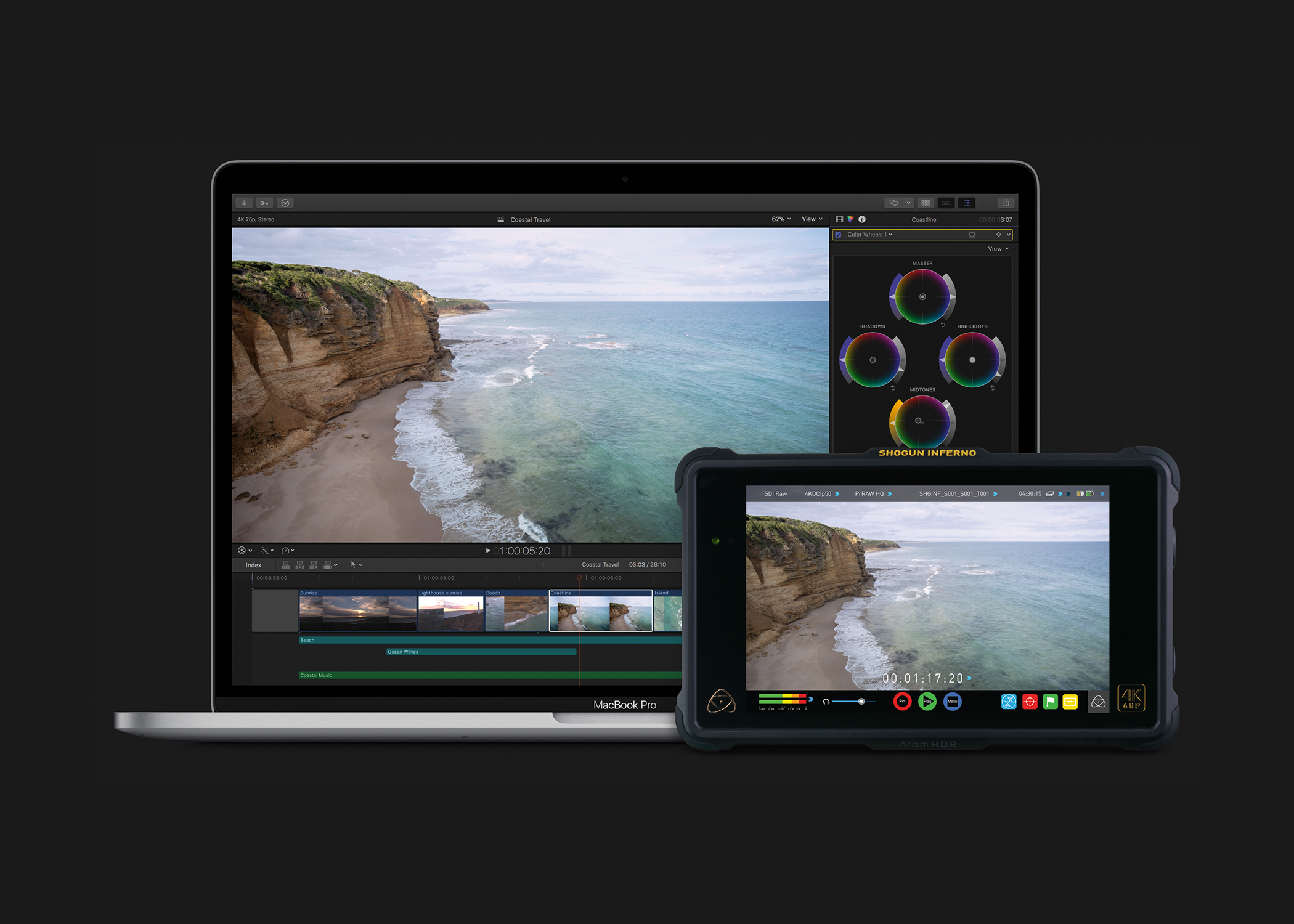 DJI Updates Zenmuse X7 Camera With Support For Apple ProRes RAW