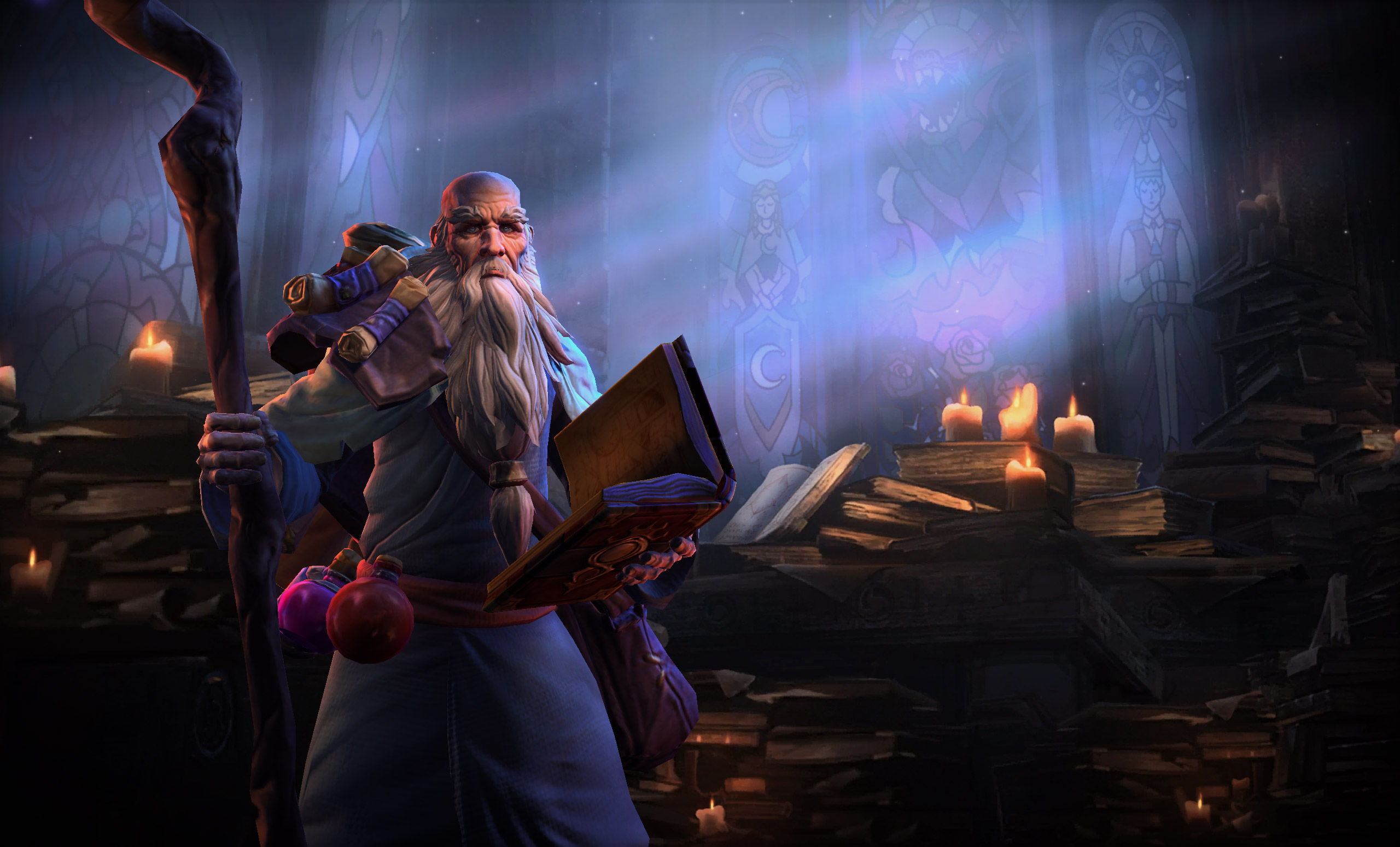 diablo s deckard cain will be playable in heroes of the storm polygon