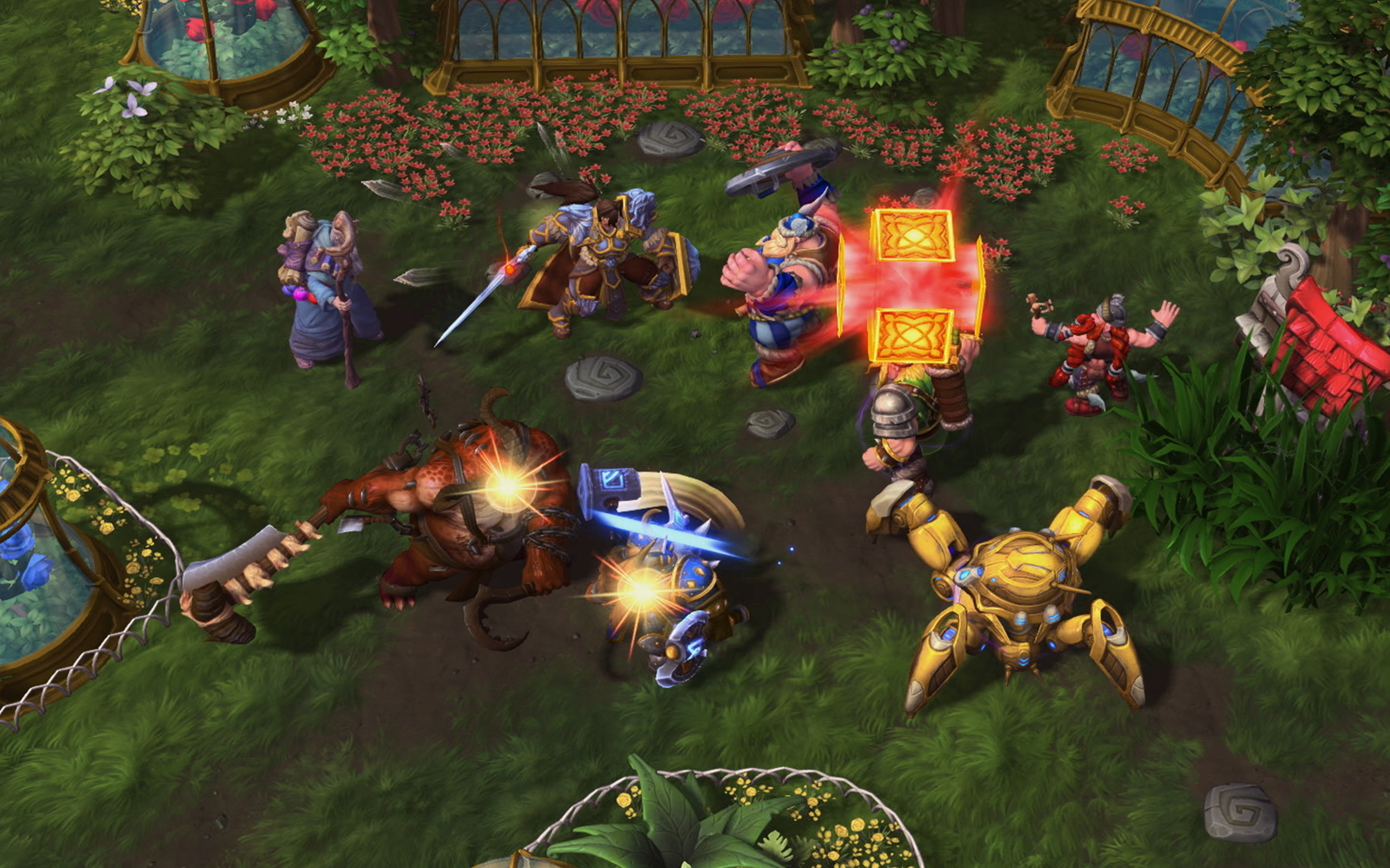 Diablo S Deckard Cain Will Be Playable In Heroes Of The Storm Polygon Logs just doesn't have the information to match. diablo s deckard cain will be playable