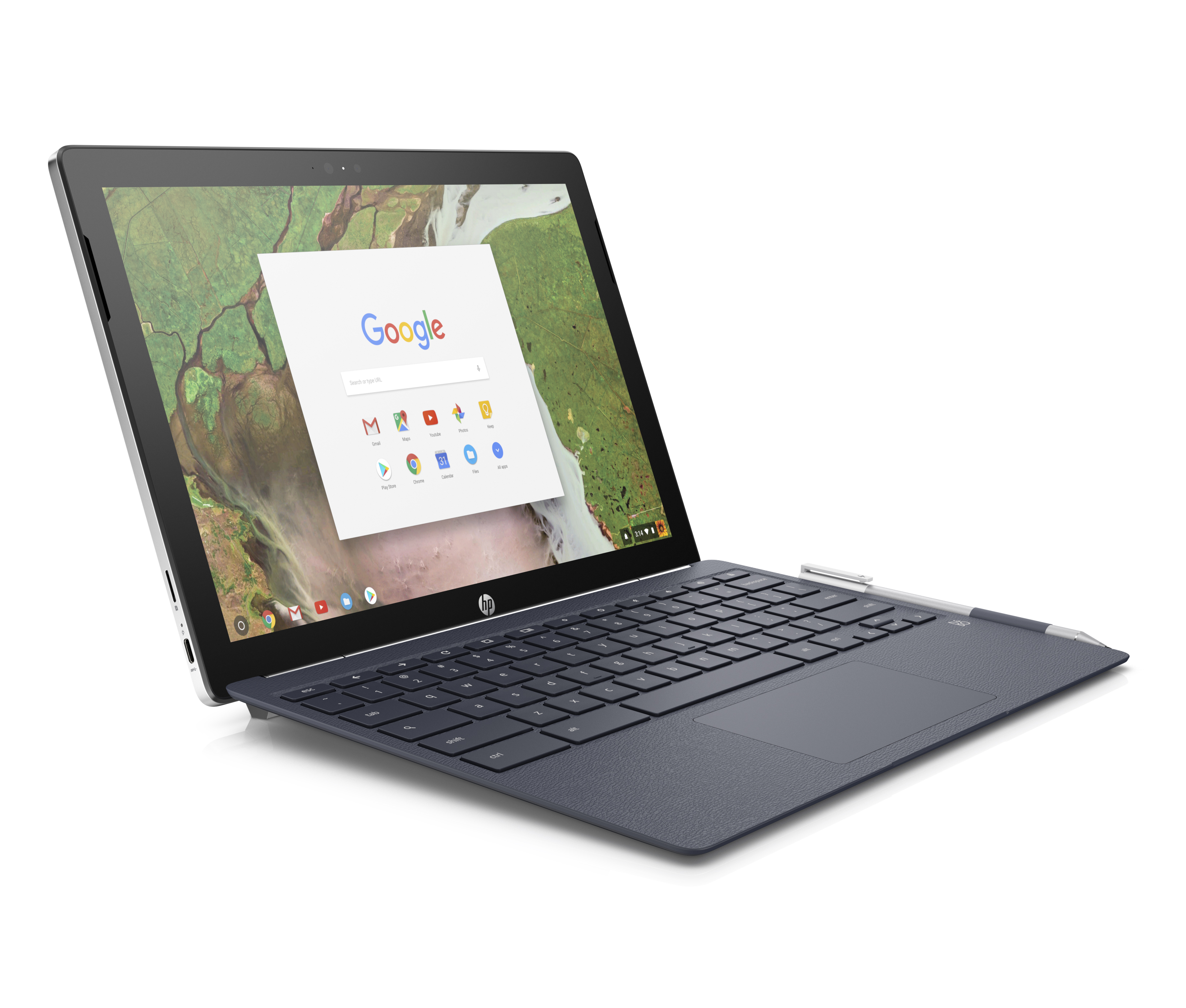 HP goes up against the iPad Pro with its $599 Chromebook x2 - The Verge