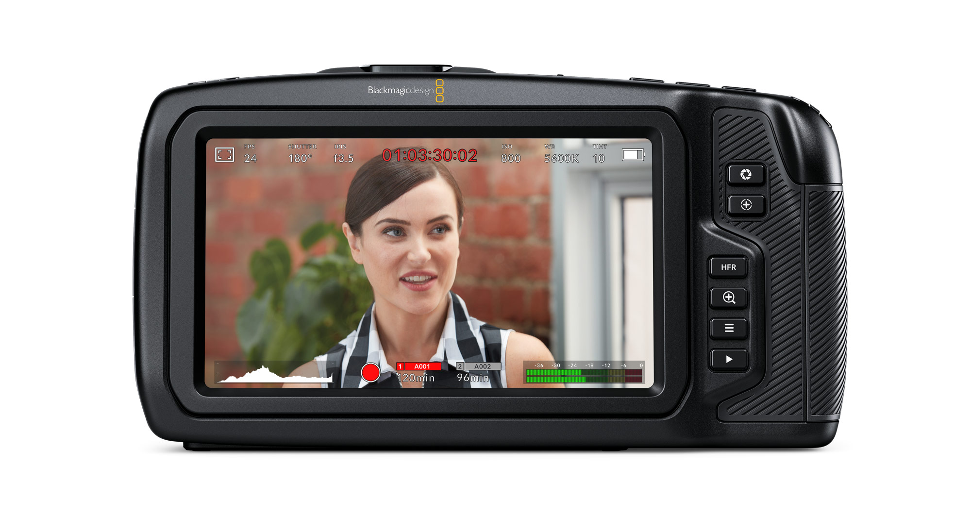 Blackmagic introduced 1295$ Pocket Cinema Camera with 4K RAW