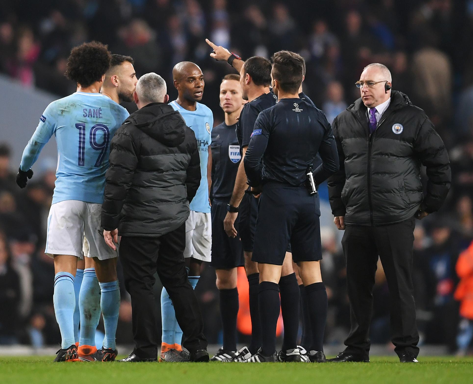 Manchester City v Liverpool- UEFA Champions League Quarter Final Second Leg