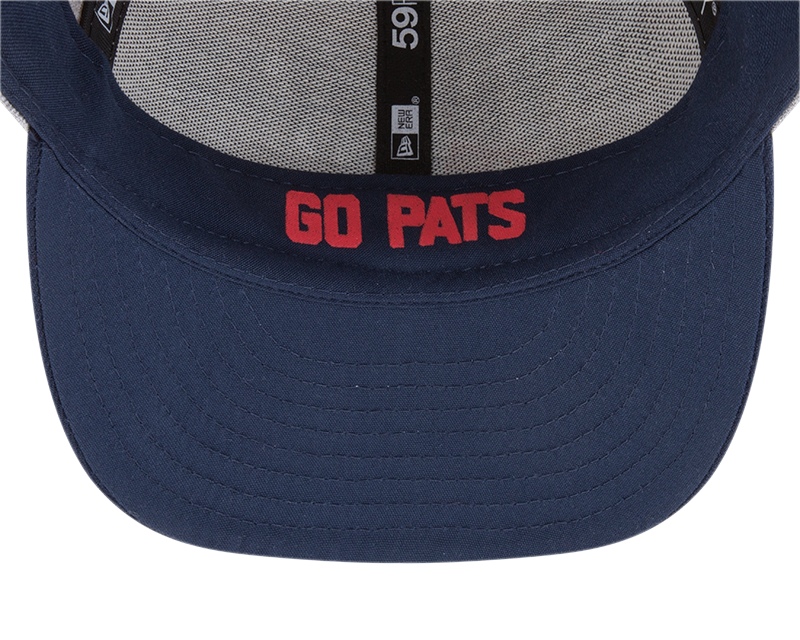 POLL  What do you think of this year s Patriots draft day hats ... 9e843ef4a27